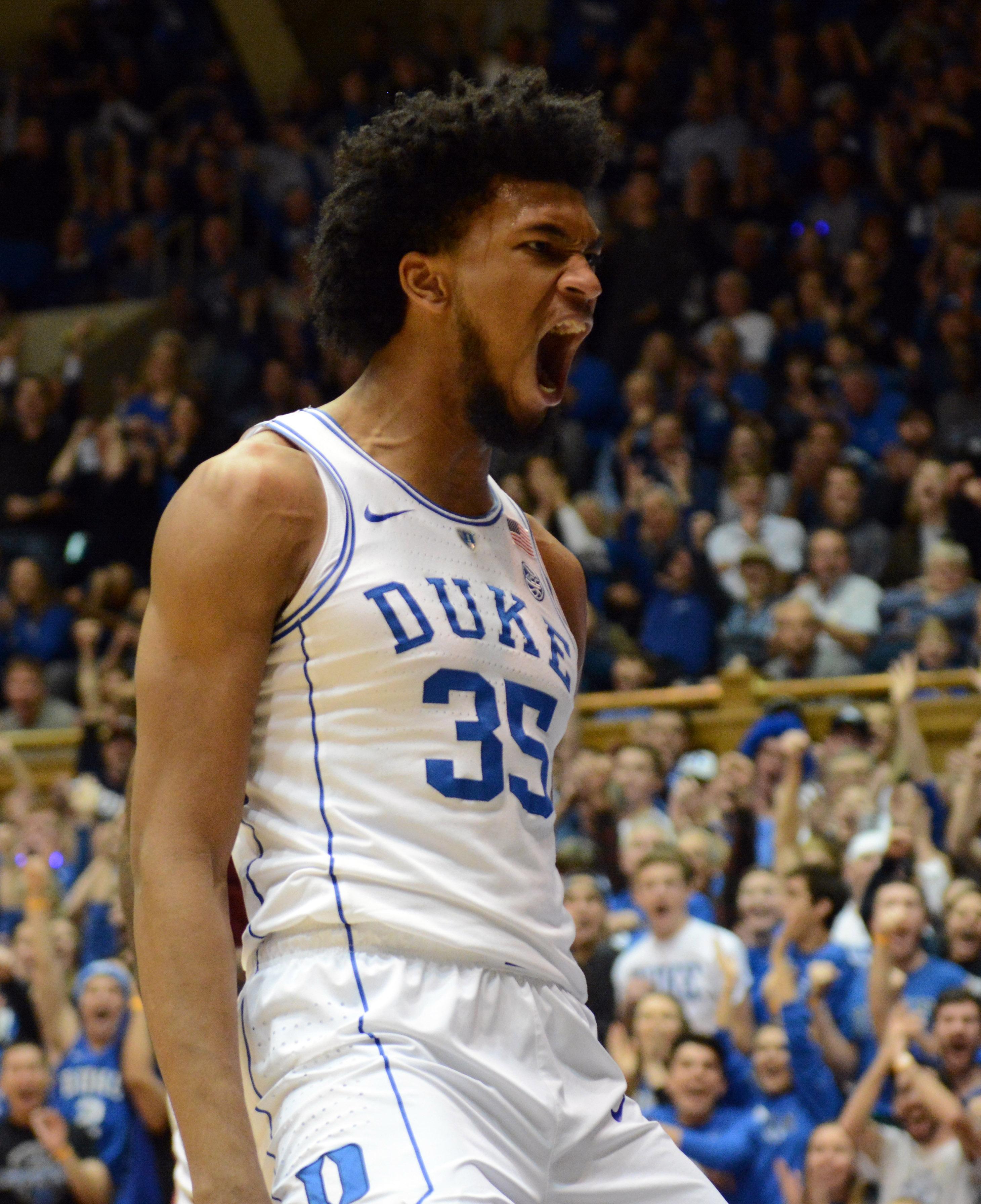 NCAA Basketball: Florida State at Duke