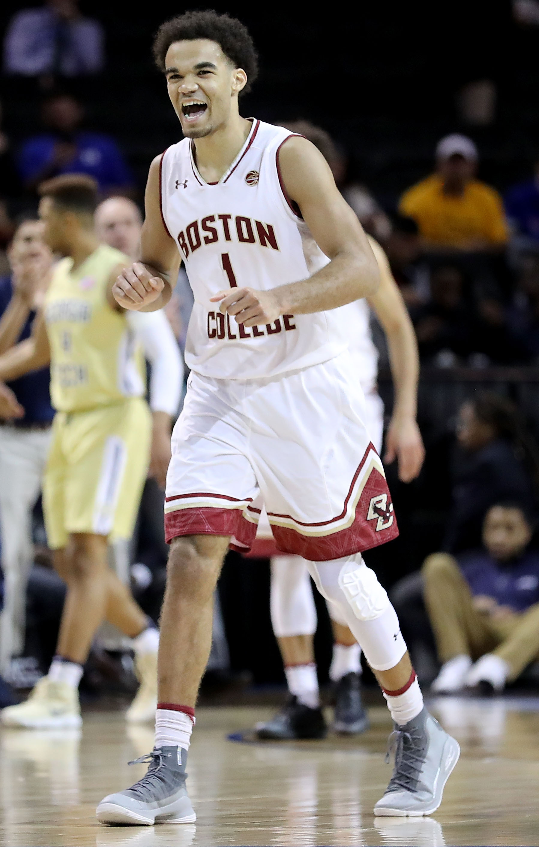 f5c23b2f2dc0 Boston College Basketball s Jerome Robinson Drafted by Clippers at 13th  Overall