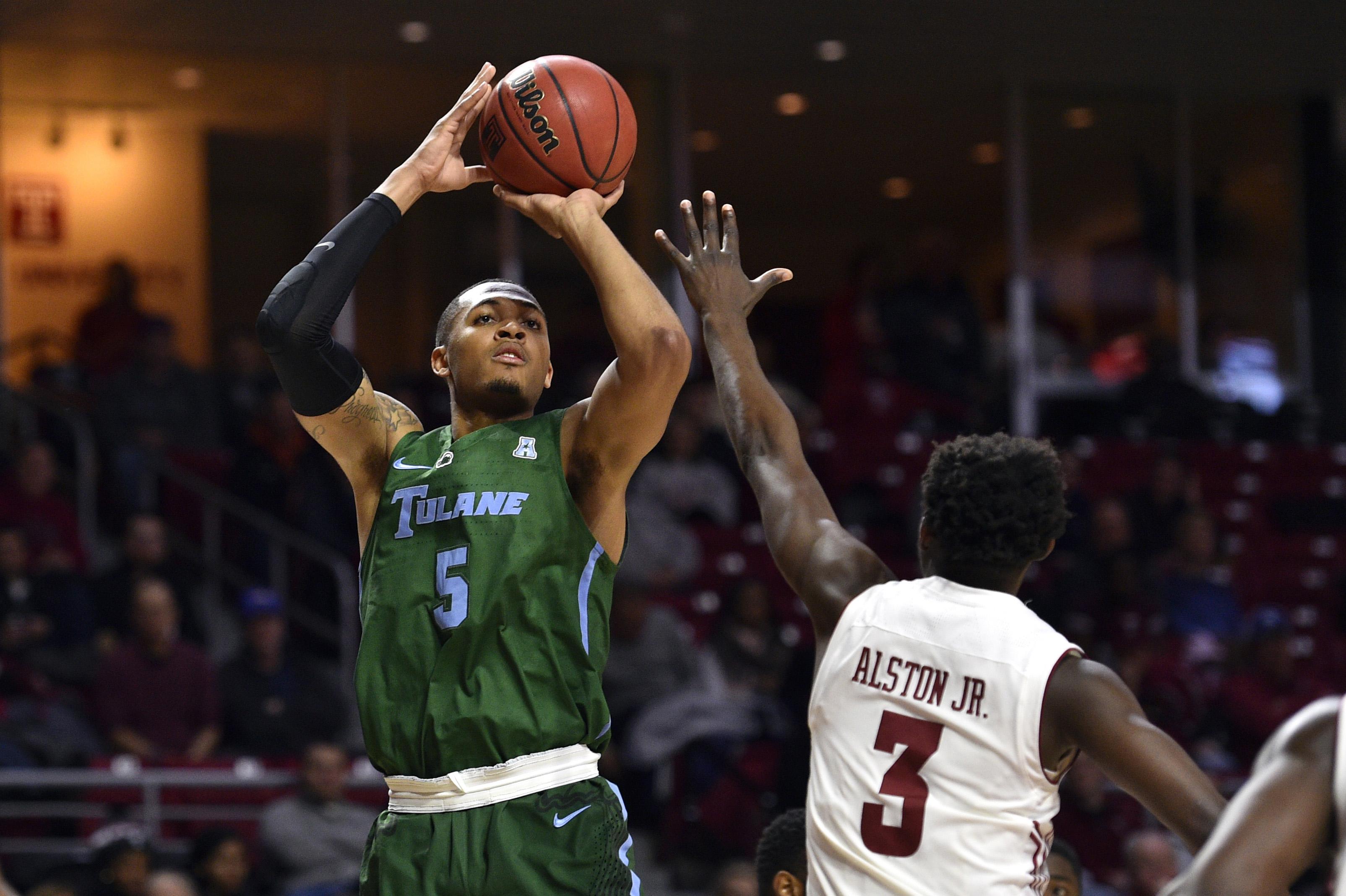 NCAA Basketball: Tulane at Temple