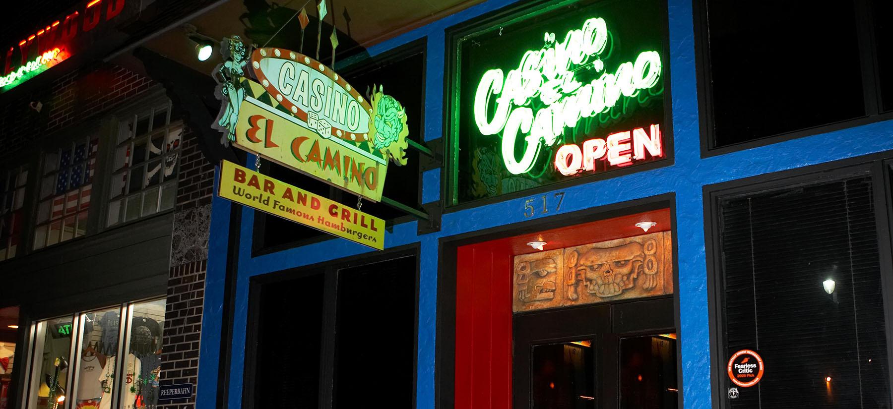 Casino El Camino on Sixth