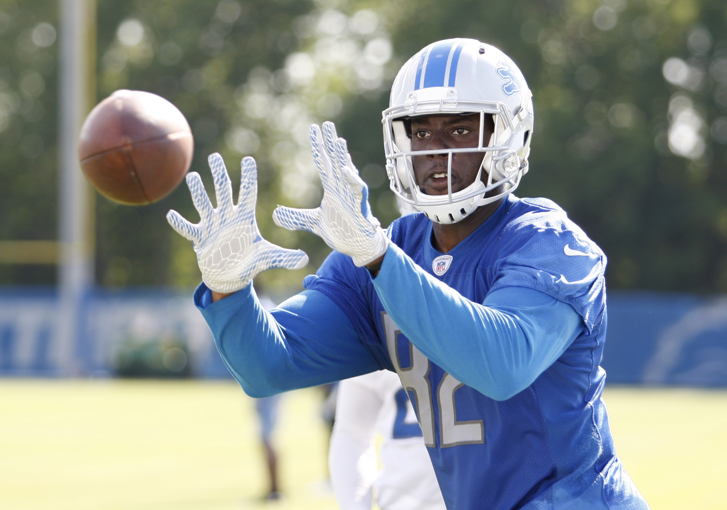 228bfc3d7 Detroit Lions training camp dates  Rookies report July 19 - Pride Of ...