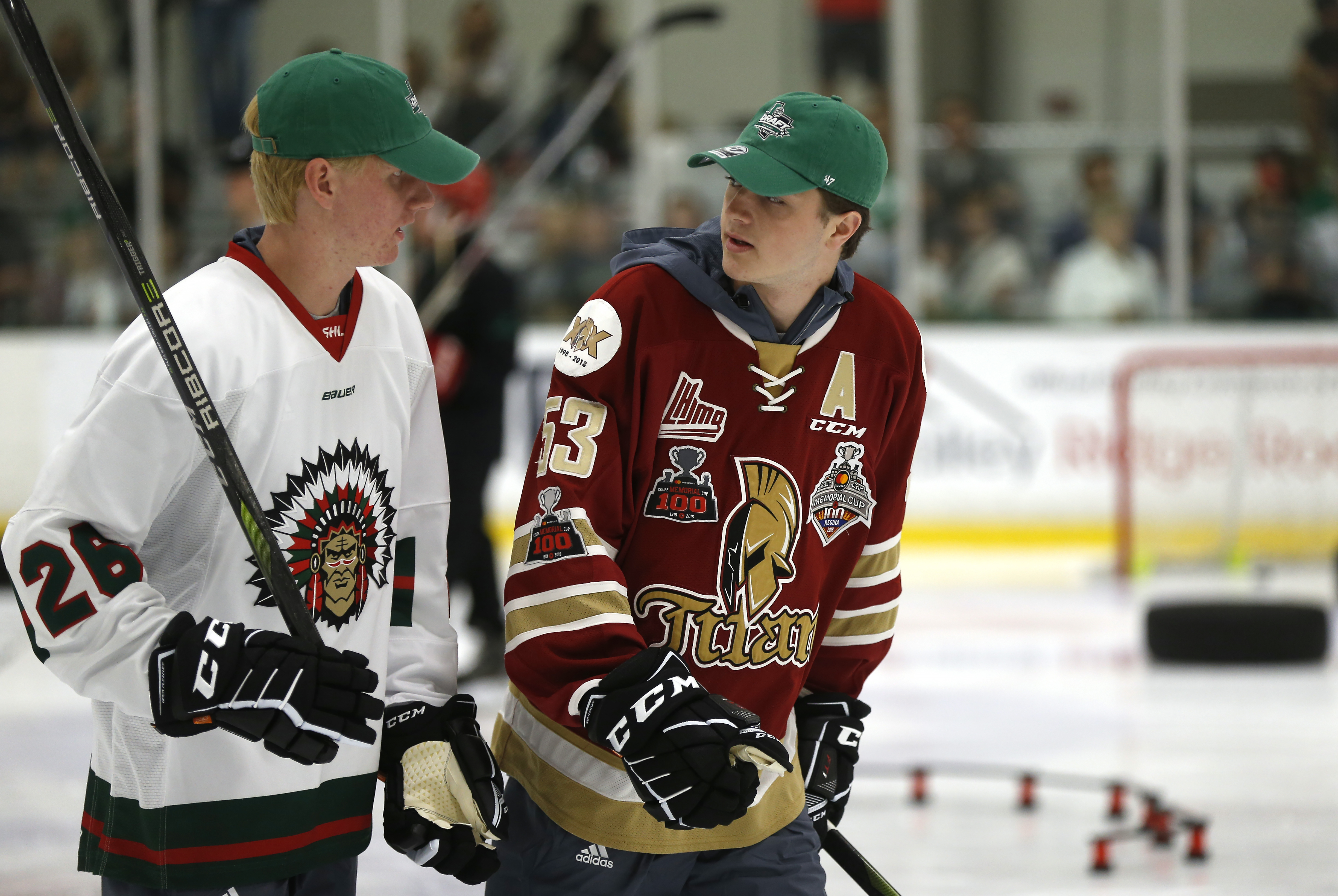 2018 NHL Draft - Top Prospects Clinic