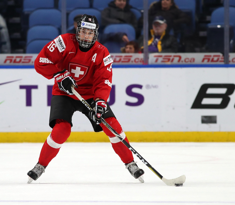 Switzerland v Czech Republic - 2018 IIHF World Junior Championship