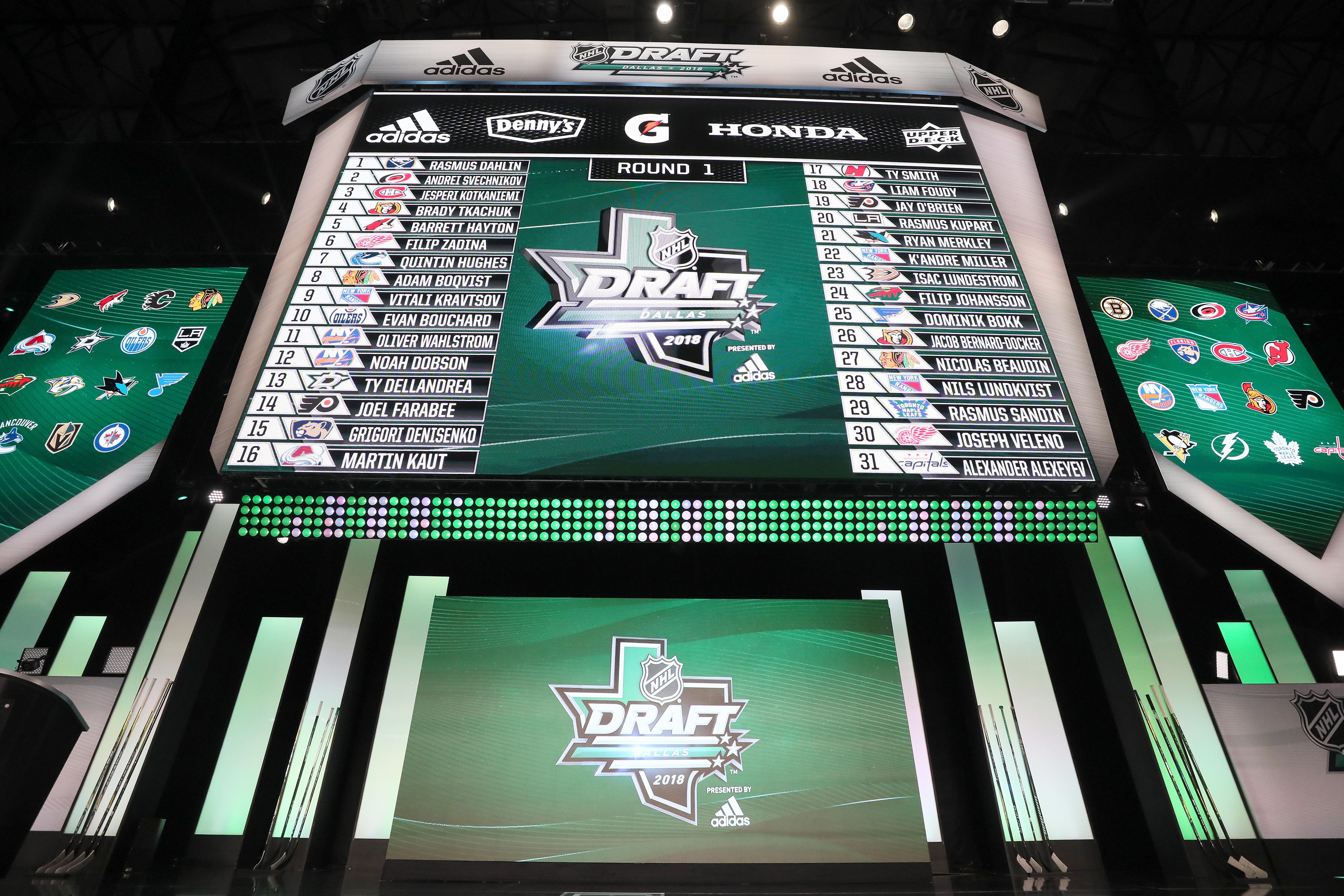 5dff88f81 NHL Draft - SBNation.com