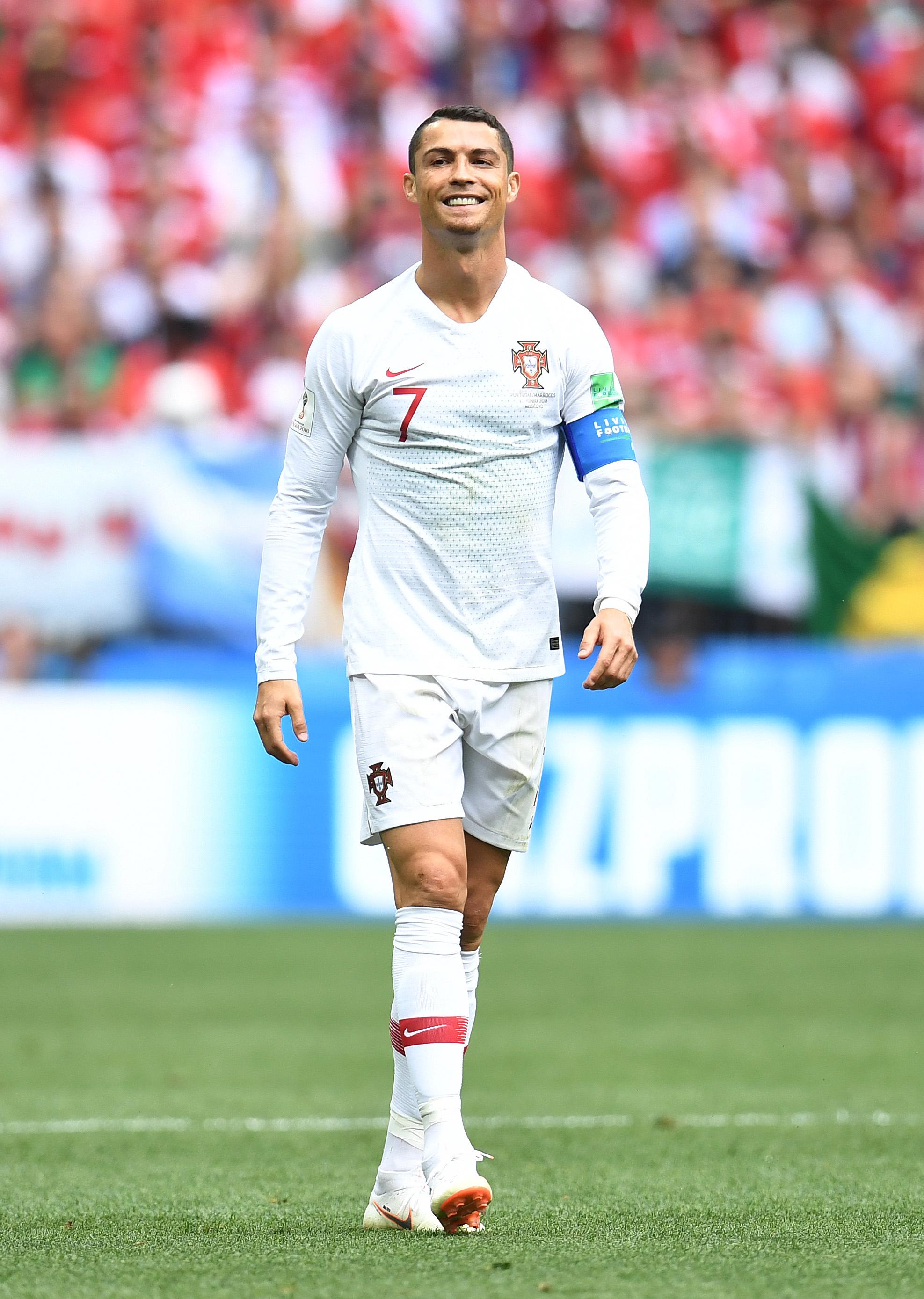 Soccer: World Cup-Portugal vs Morocco