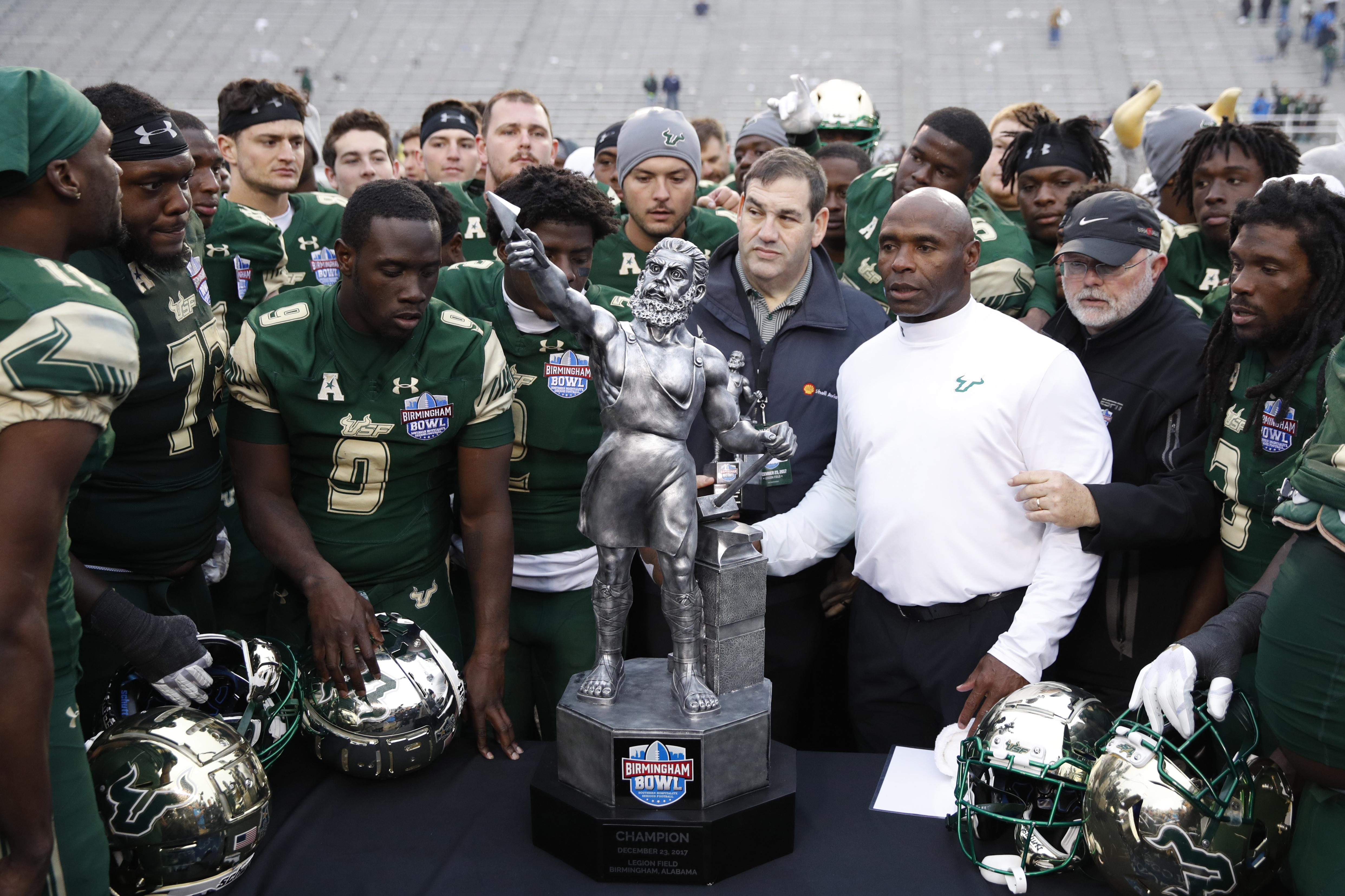 Birmingham Bowl - Texas Tech v South Florida