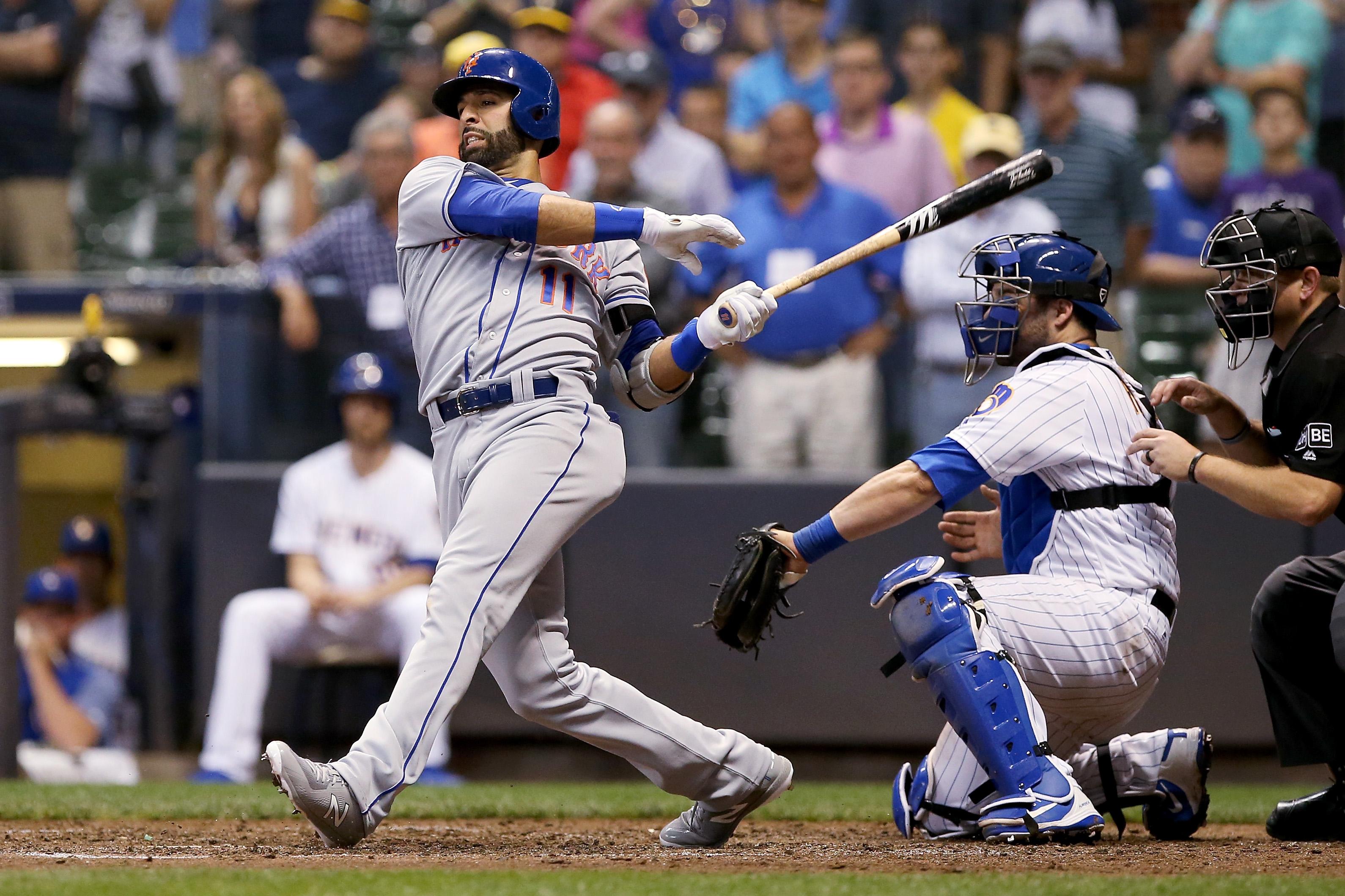 New York Mets v Milwaukee Brewers