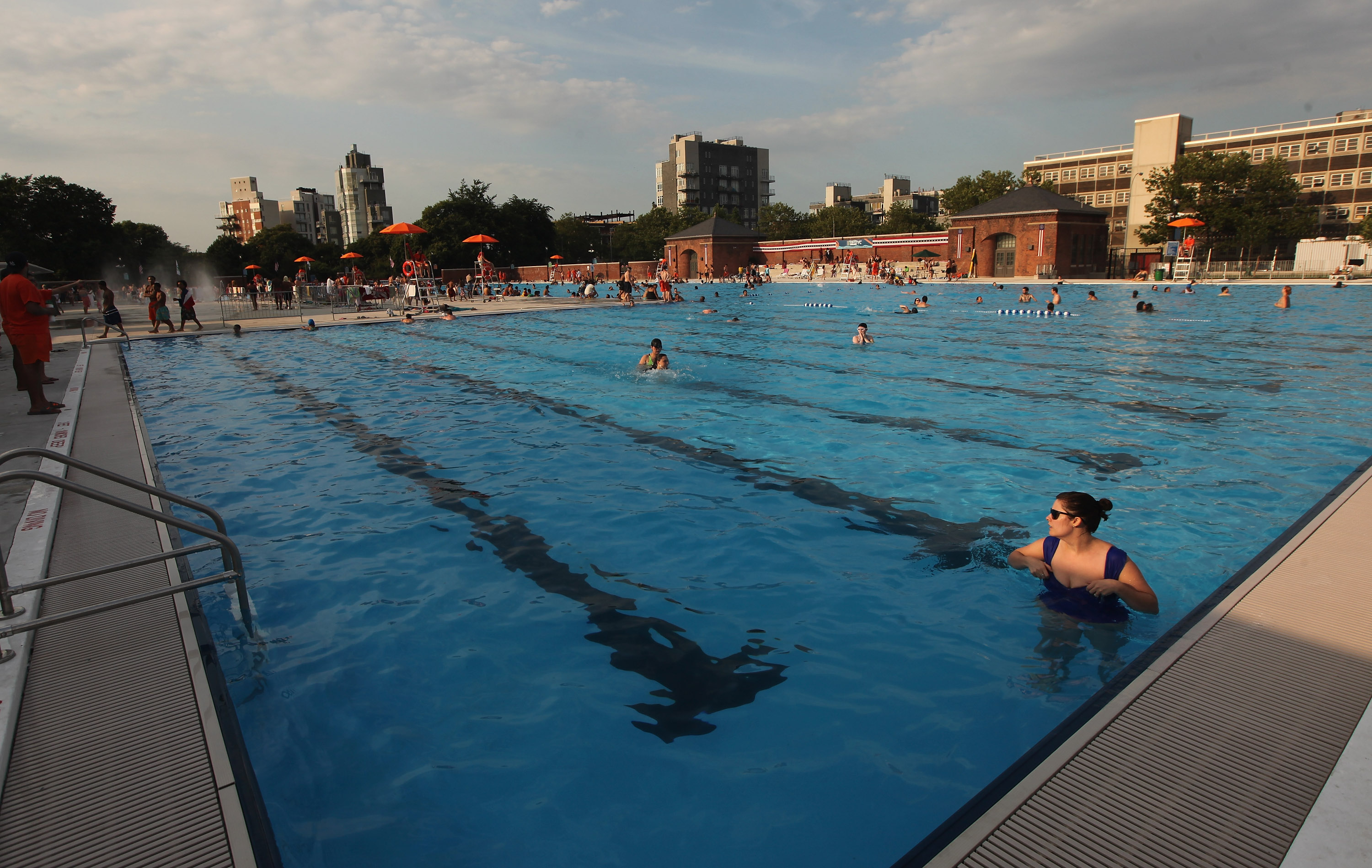 NYC's 10 coolest outdoor pools to check out this summer