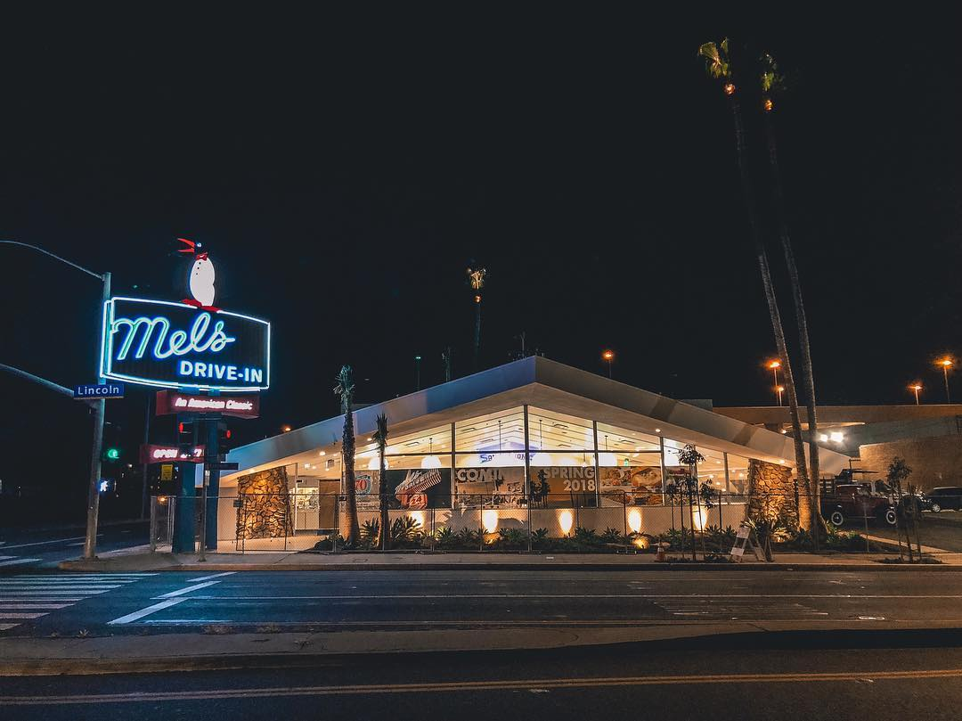 Mel's Drive-In Opens a Beautiful Renovated Diner in Santa Monica This Week
