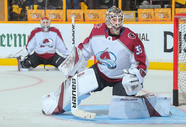 Colorado Avalanche v Nashville Predators - Game Five