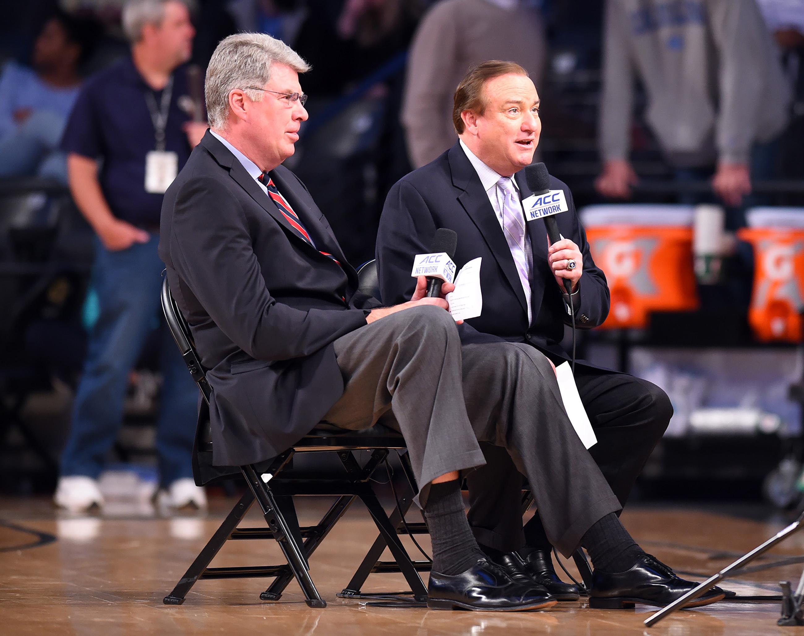 NCAA Basketball: North Carolina at Georgia Tech