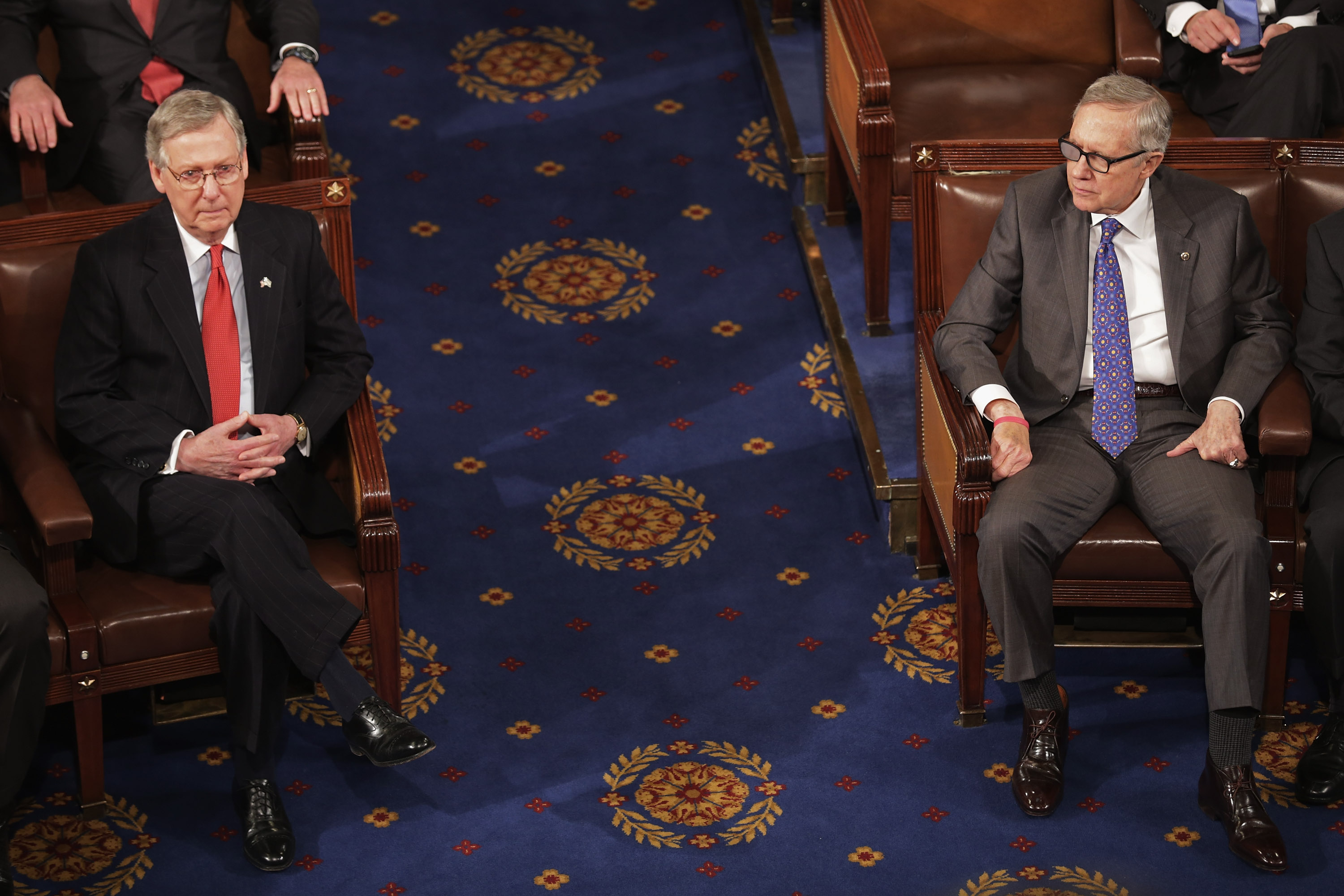 Democrats sat out the 2014 midterms and lost the Supreme Court for a generation