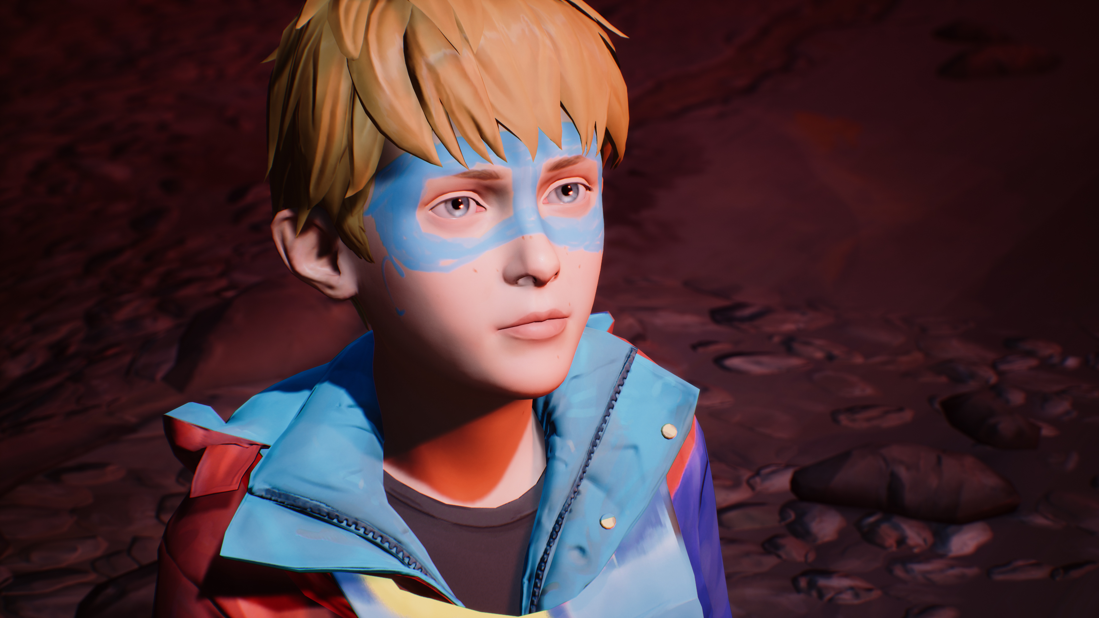 The Awesome Adventures of Captain Spirit has me so excited