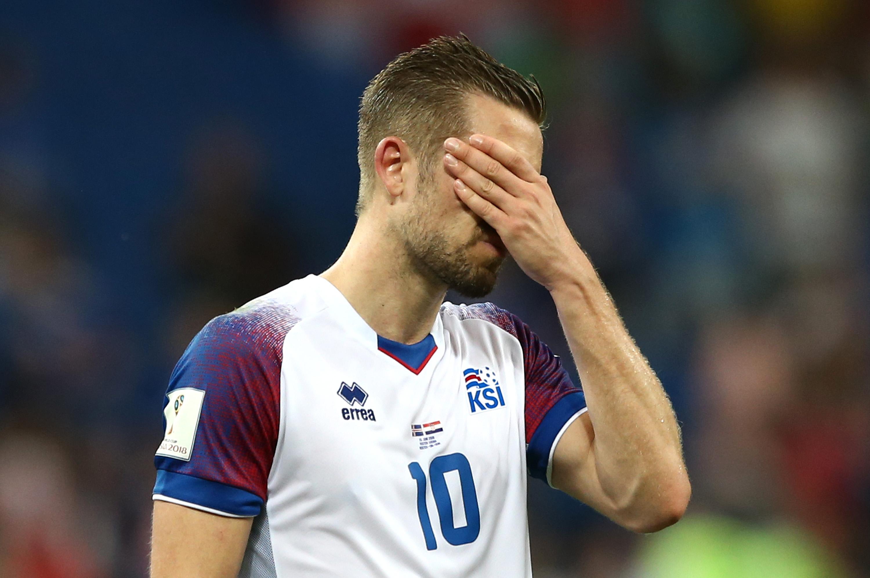 Iceland v Croatia: Group D - 2018 FIFA World Cup Russia