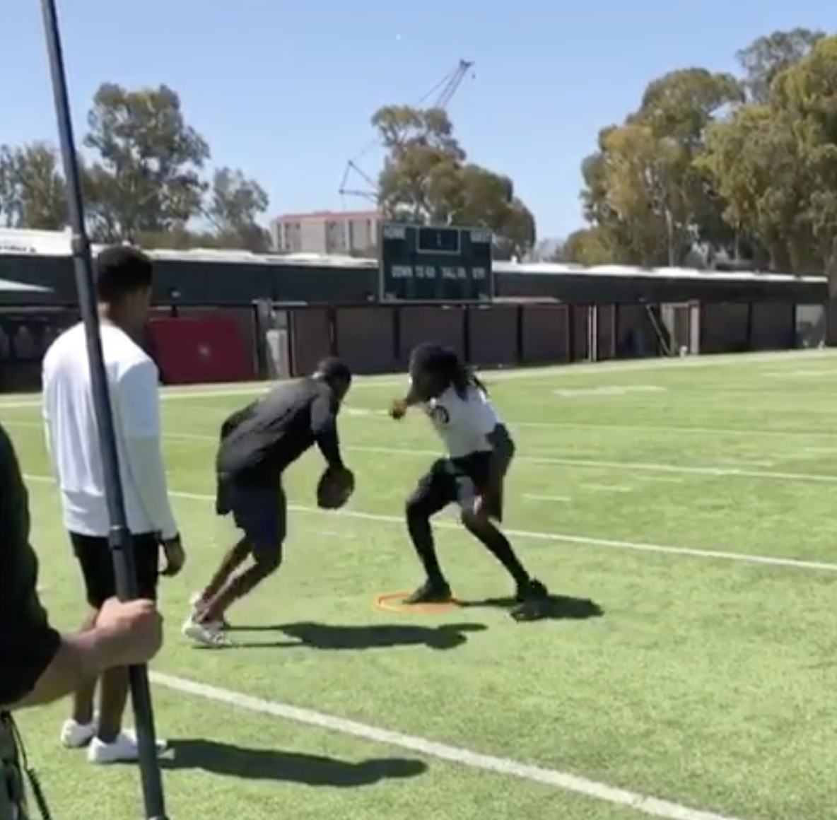 Richard Sherman, Ahkello Witherspoon working out two weeks after 49ers offseason workout program