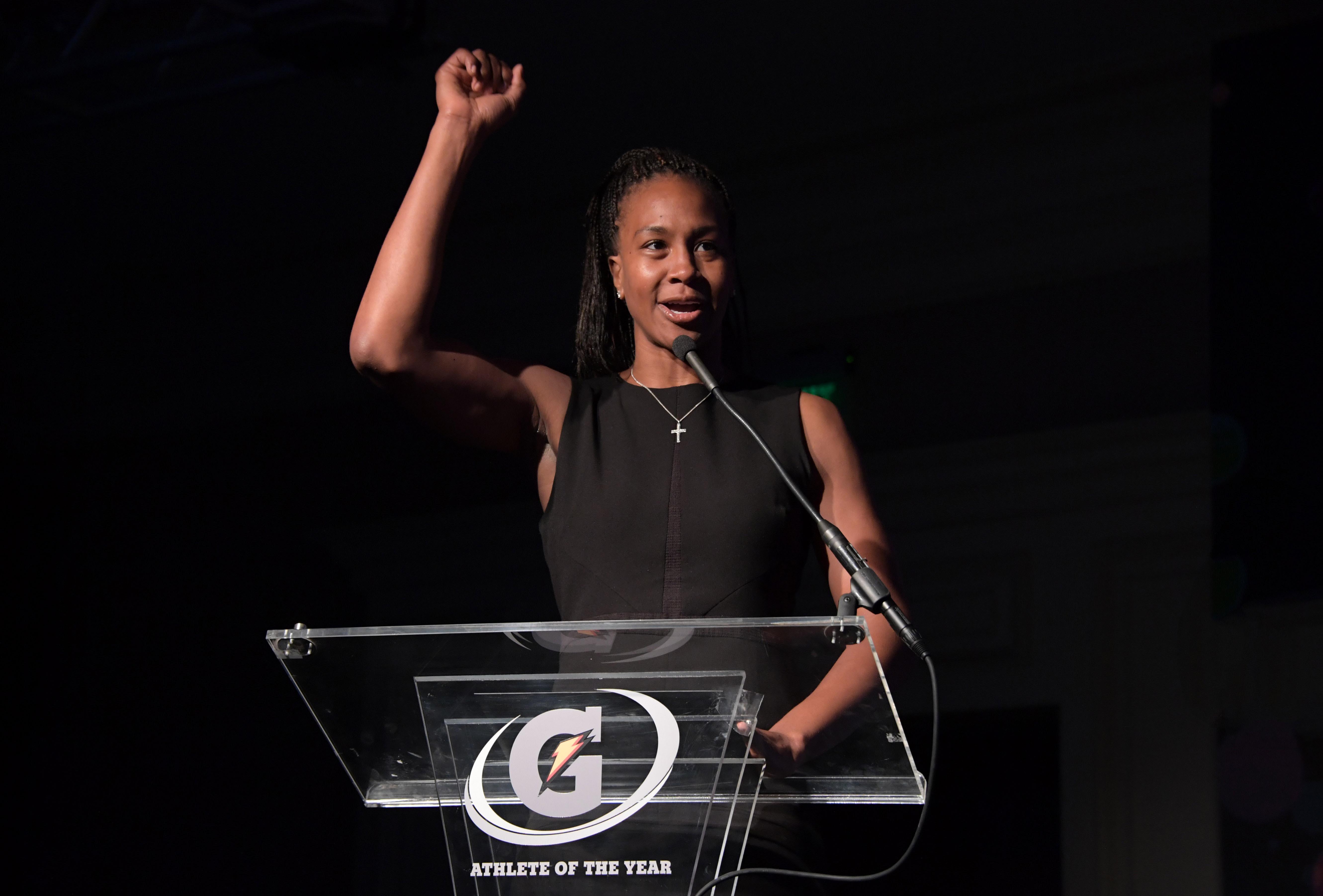 News: Gatorade National Athlete of the Year Awards