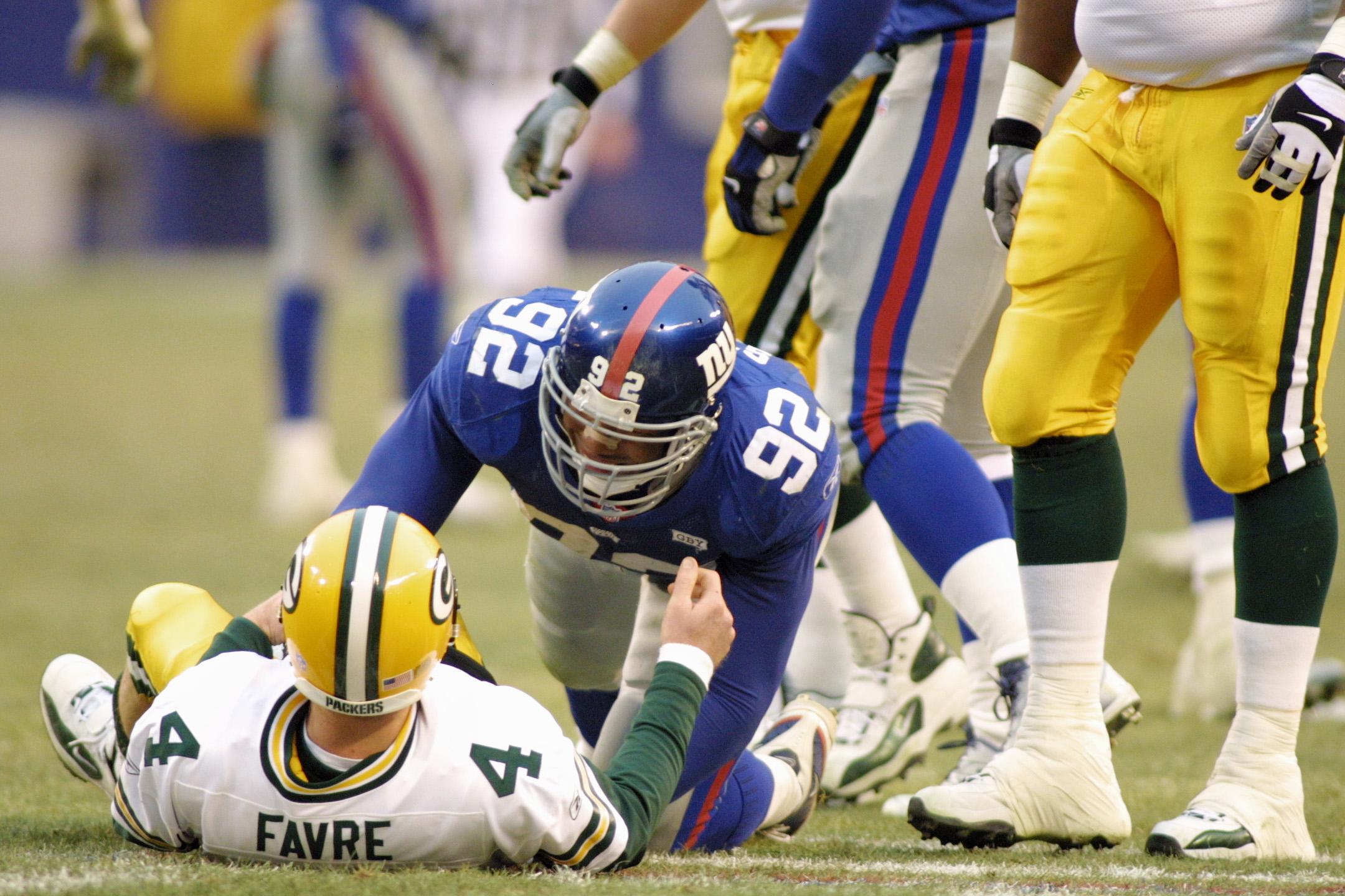 Packers v Giants X
