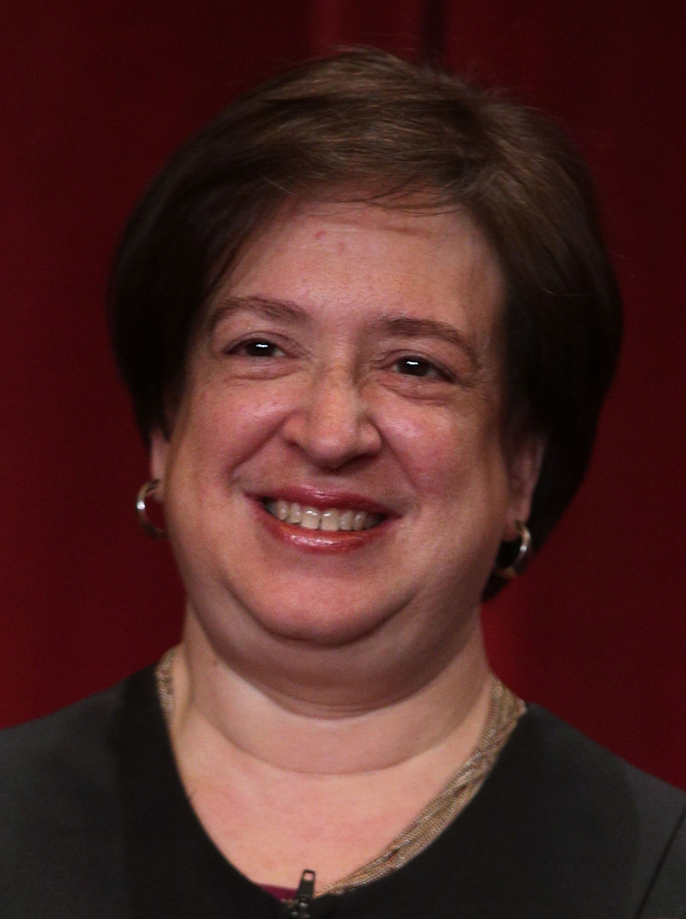 "Elena Kagan's dissent trashes Supreme Court as ""black-robed rulers overriding citizens' choices"""