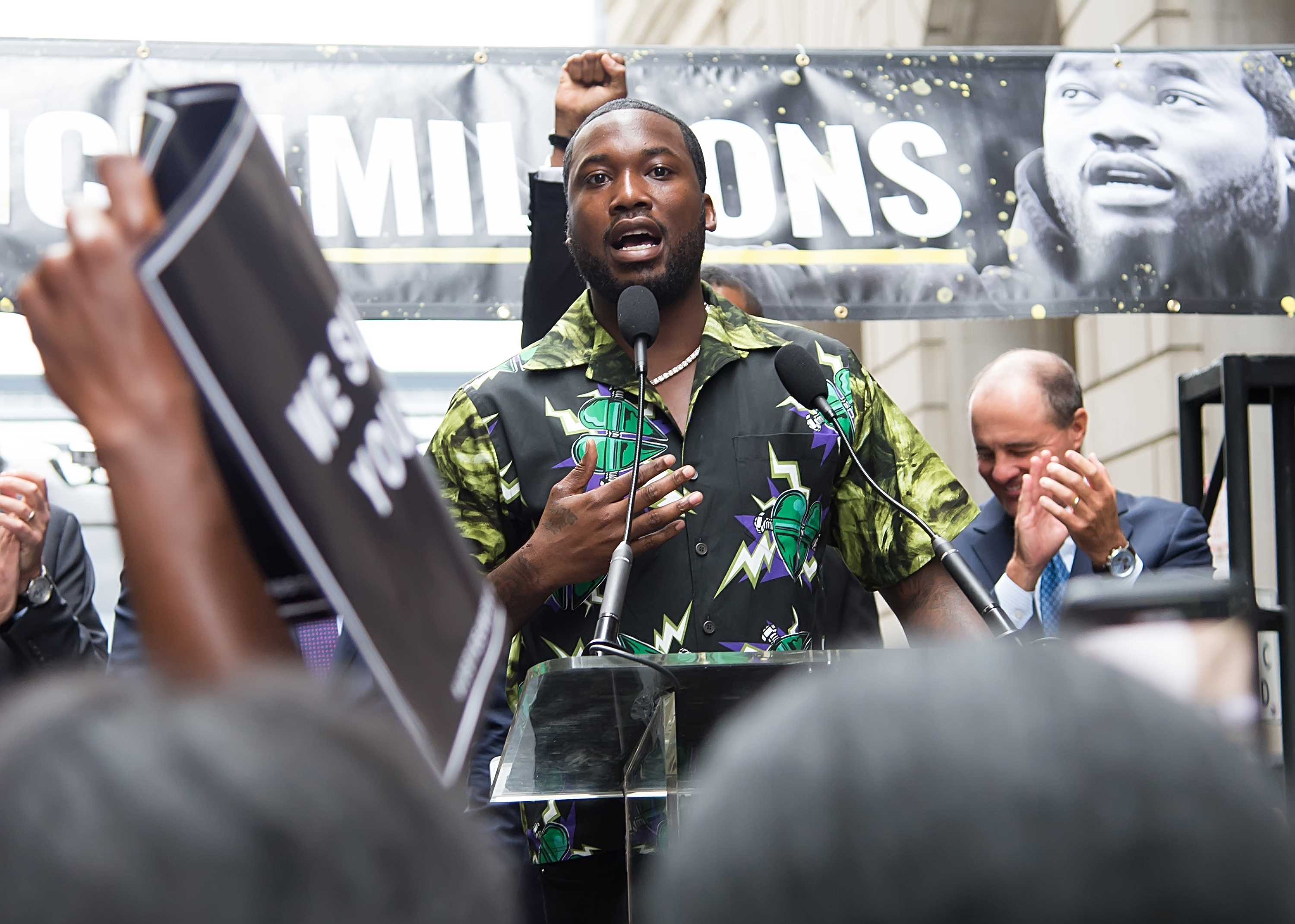 Meek Mill's decade-long probation showed how broken America's justice system is