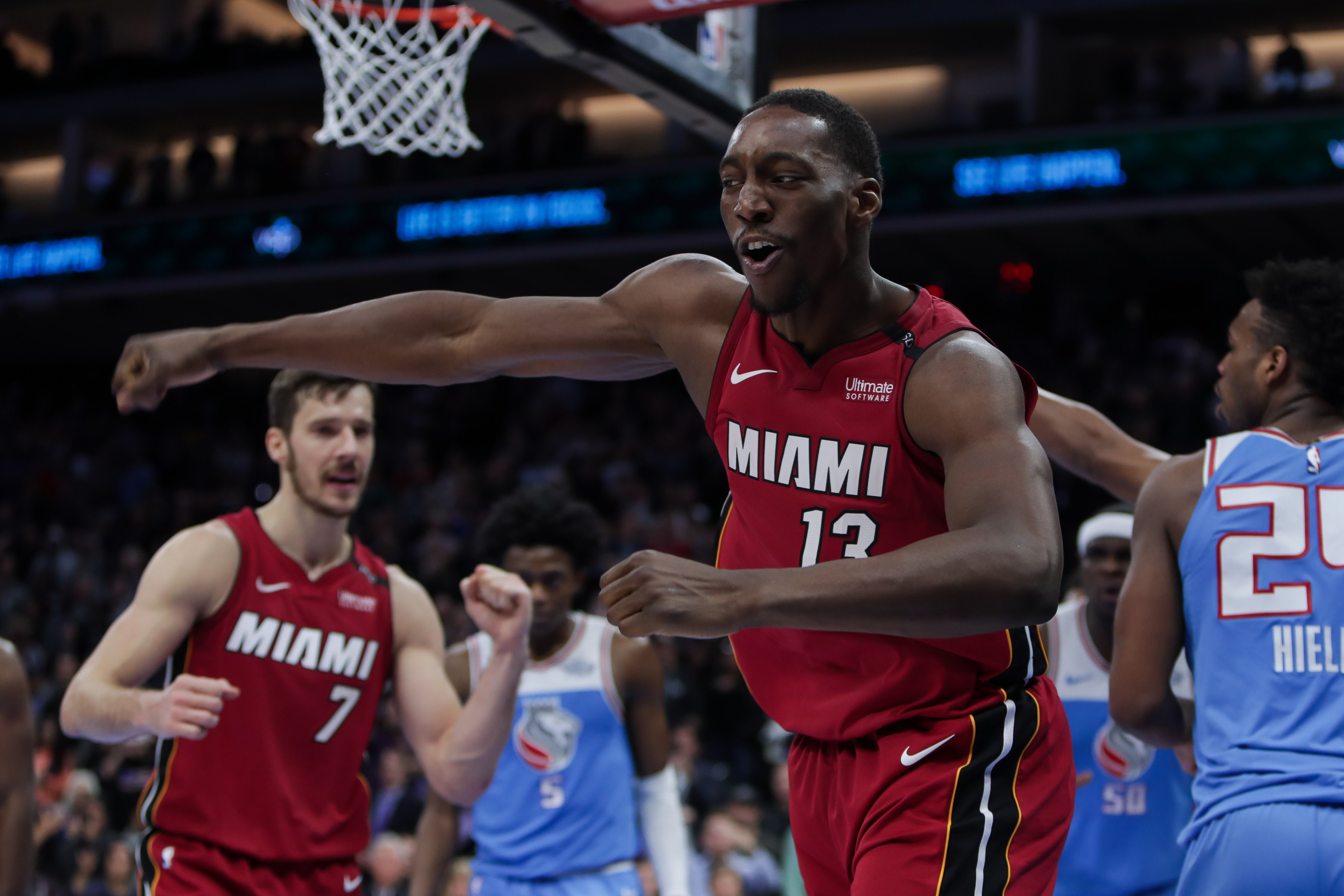 Bam Adebayo Will Make Florida His Bitch Today: Hot Hot Hoops, A Miami Heat Community