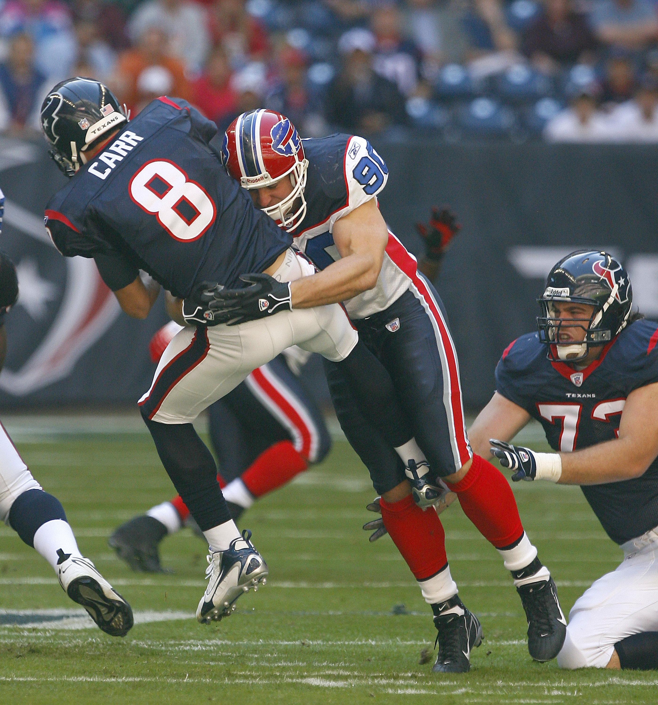 Buffalo Bills vs Houston Texans - November 19, 2006