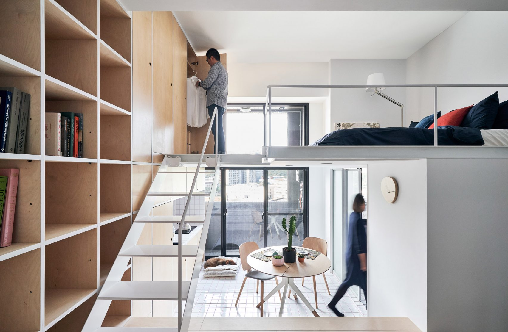 355 Square Foot Apartment Maximizes Limited Urban E