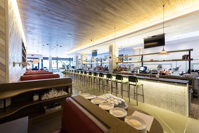 Crimson Diner DC bar