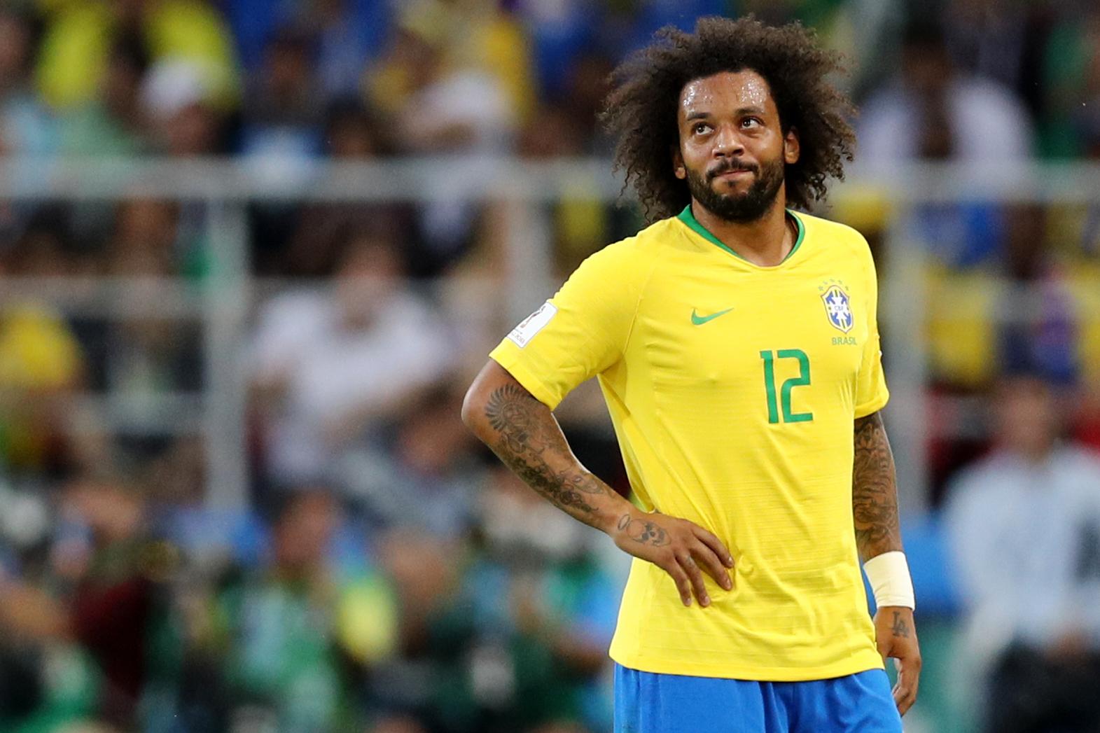 Marcelo - Brazil - 2018 FIFA World Cup Russia