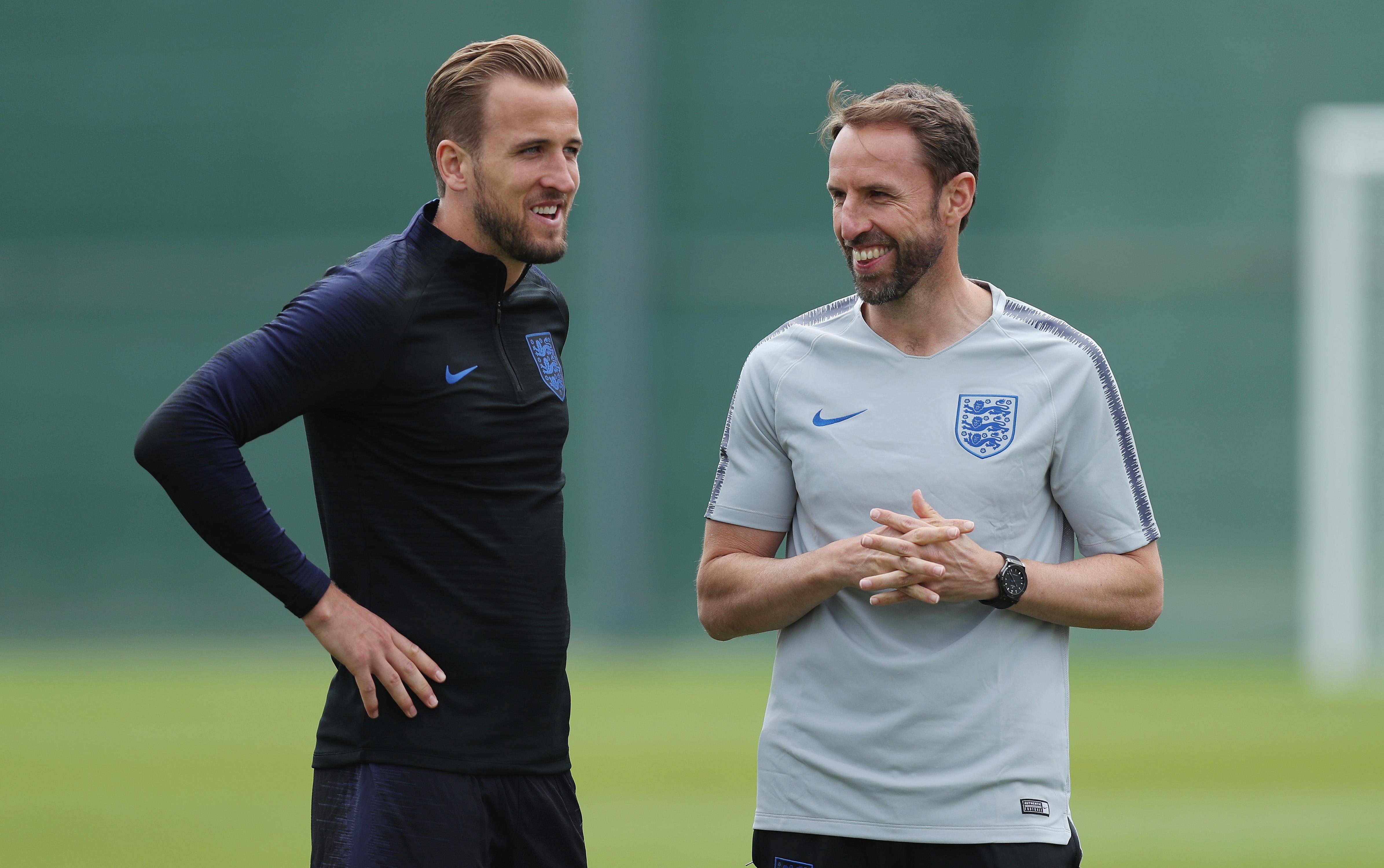 England Media Access - 2018 FIFA World Cup Russia
