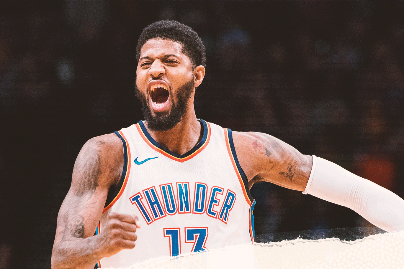 Paul George: Welcome To Loud City, An Oklahoma City Thunder Community