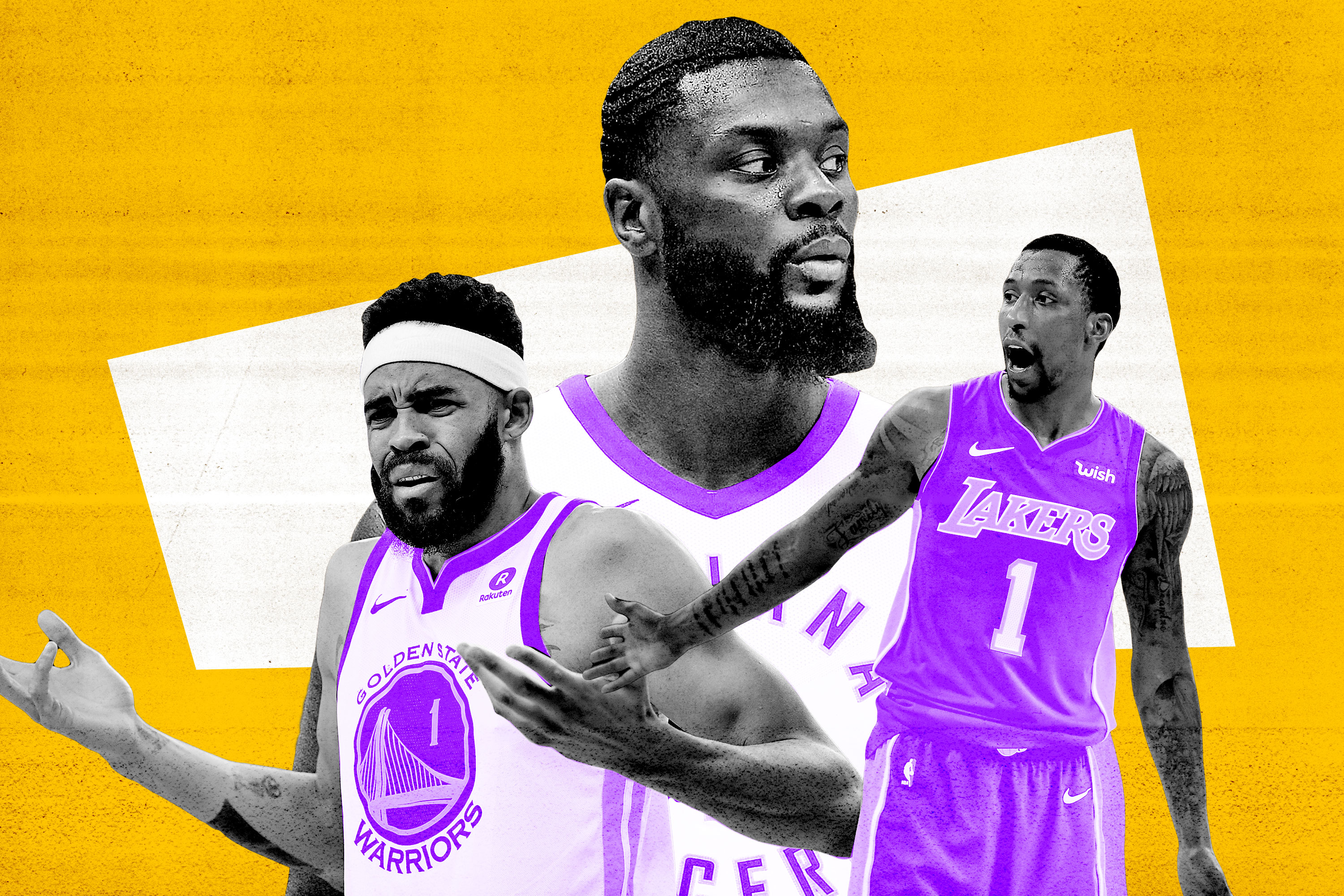 Blow Time  A Different Kind of Big Three Joins LeBron in L.A. - The ... c55b59870