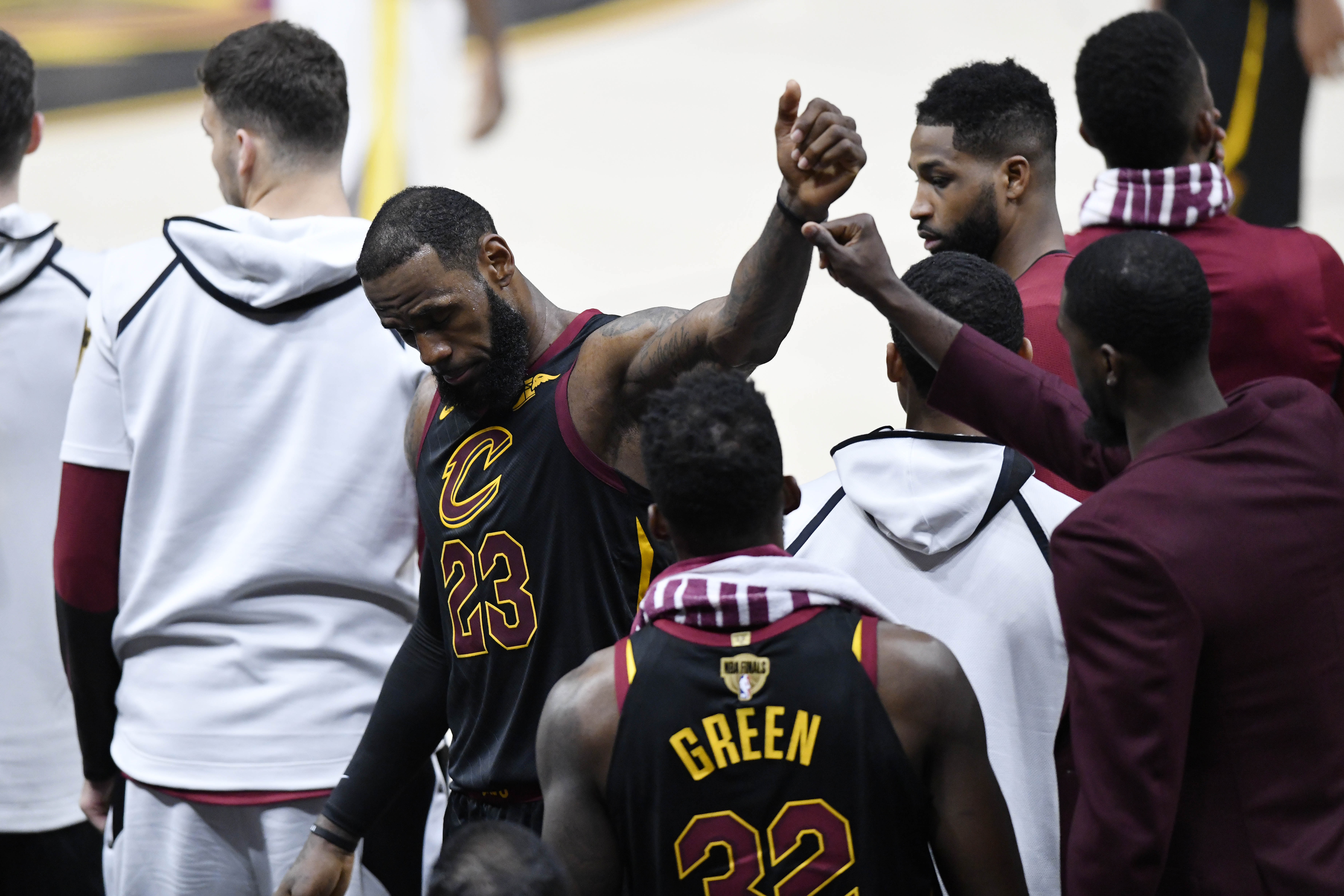 Why did LeBron James leave the Cavaliers? 1 reason is the same as last time