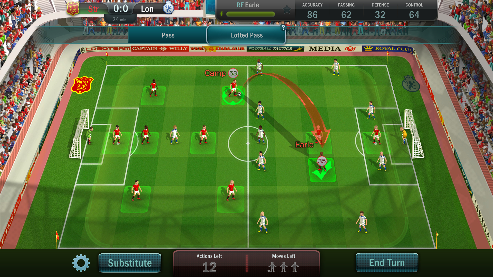 Turn-based soccer is (almost) as much fun as the World Cup. Football ...