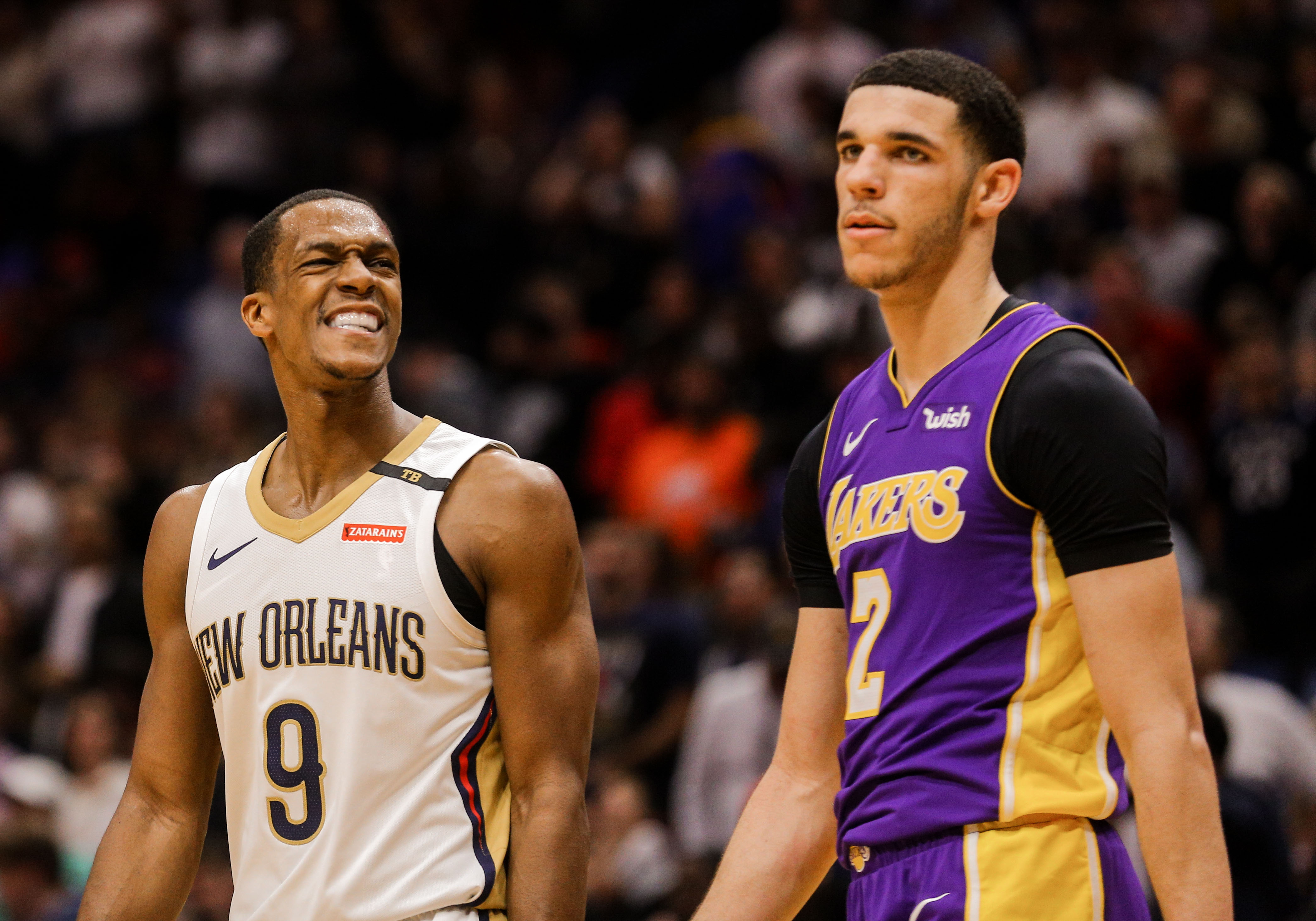 New Orleans Pelicans options after Rajon Rondo agrees to one-year a6c273ce7