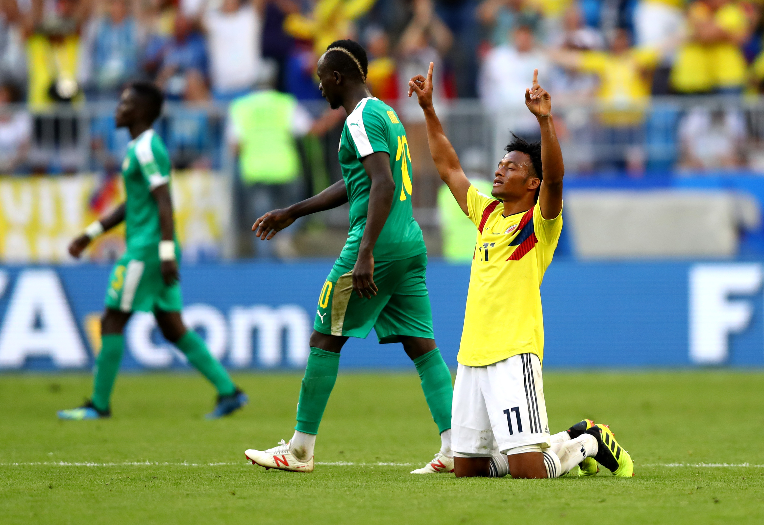 Senegal v Colombia: Group H - 2018 FIFA World Cup Russia