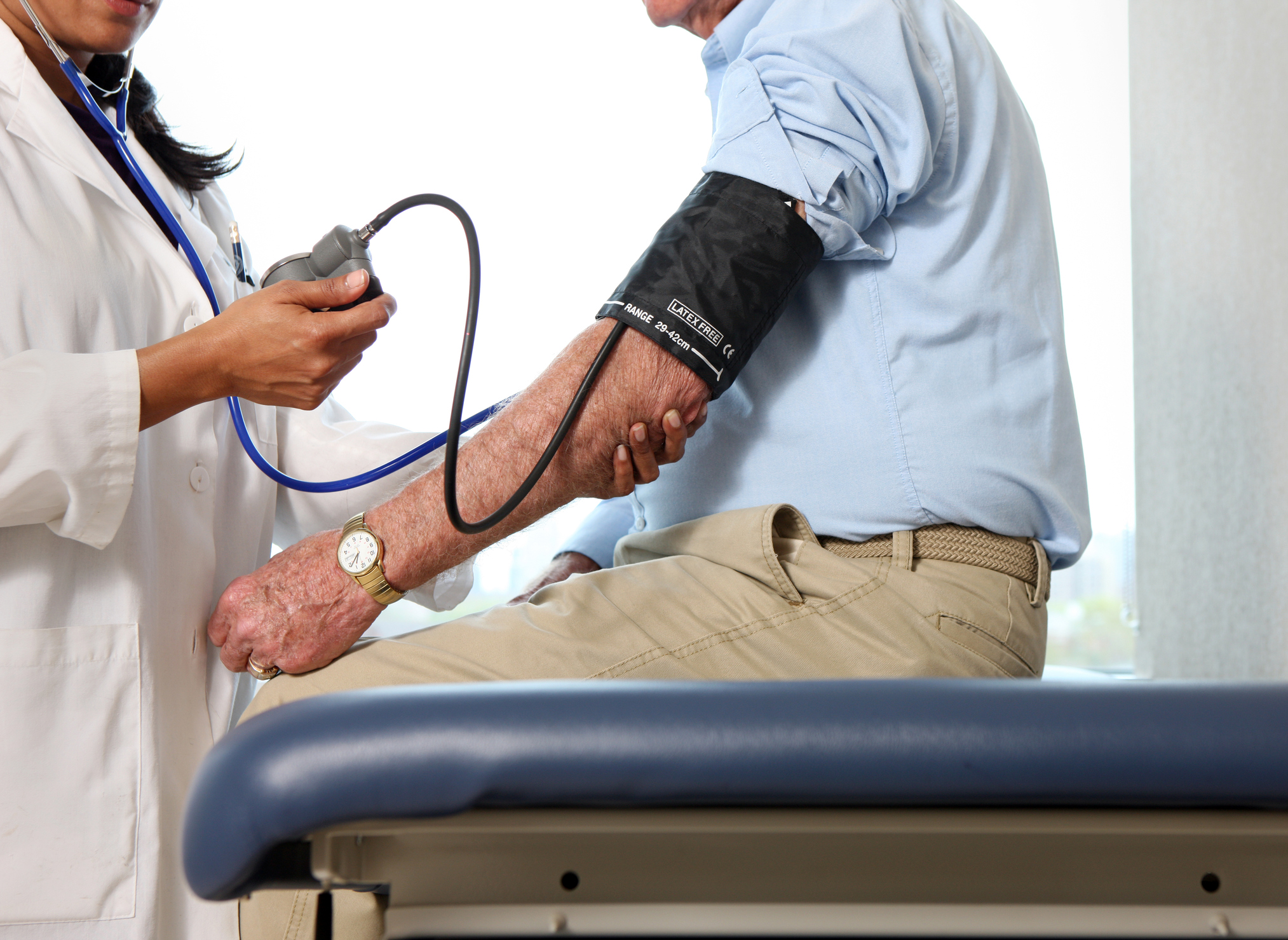 Doctors botch blood pressure readings more often than you think