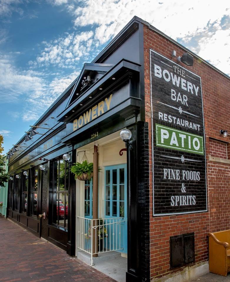 bowery bar dorchester