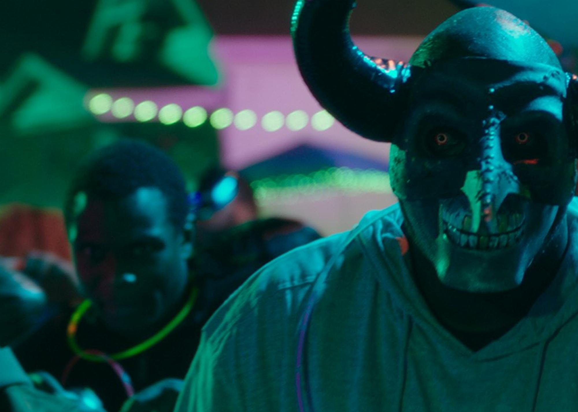A scene from The First Purge