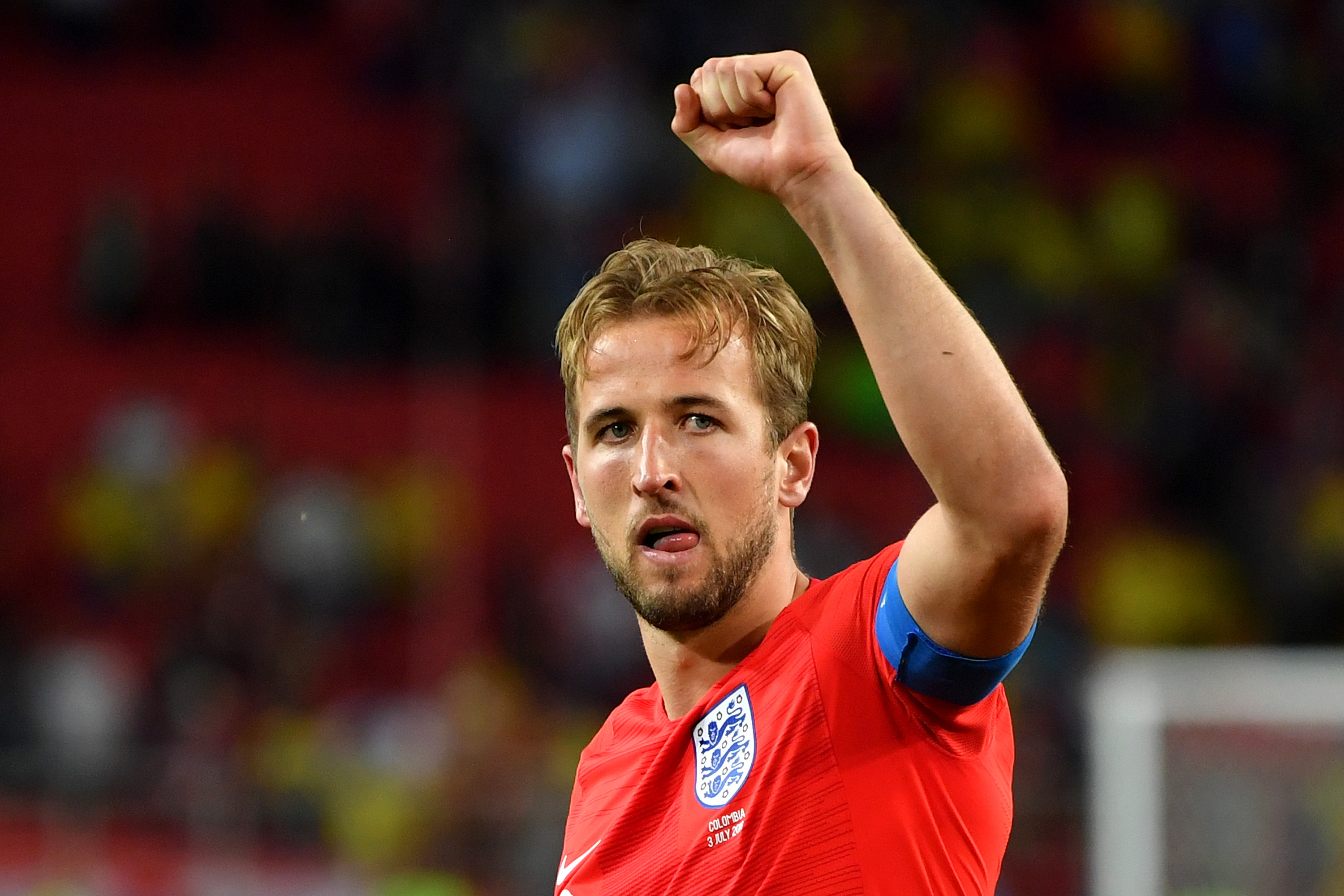 Harry Kane - England - Round of 16 - 2018 FIFA World Cup Russia