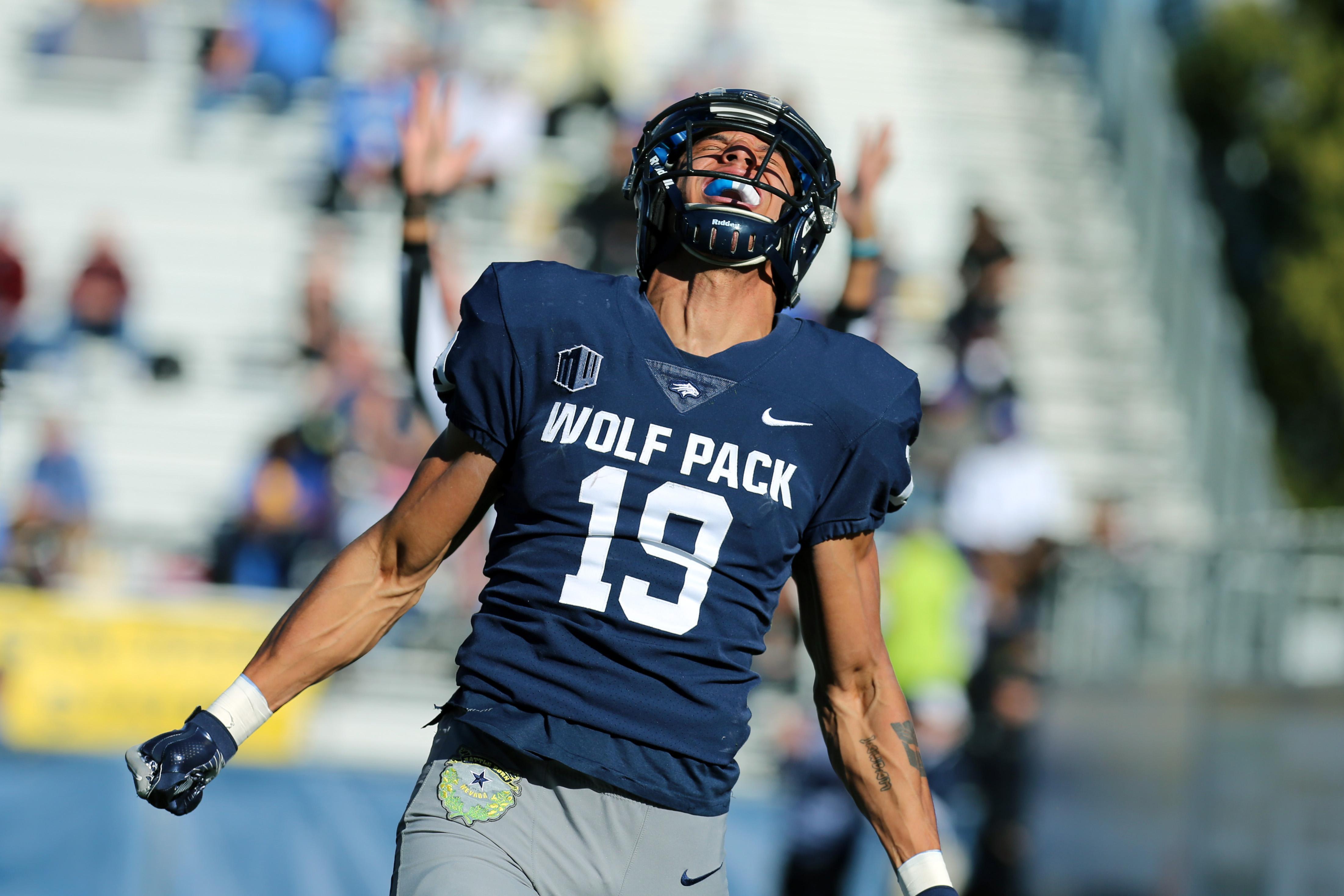 NCAA Football: San Jose State at Nevada