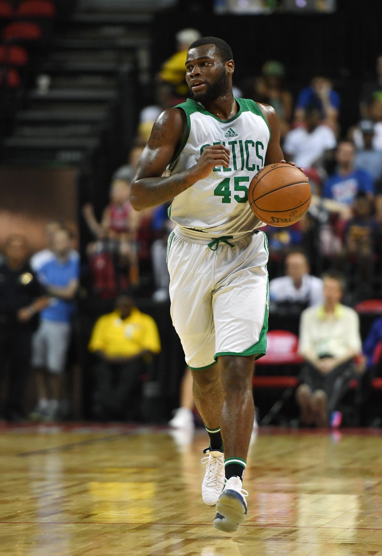 2017 Las Vegas Summer League - Portland Trail Blazers v Boston Celtics