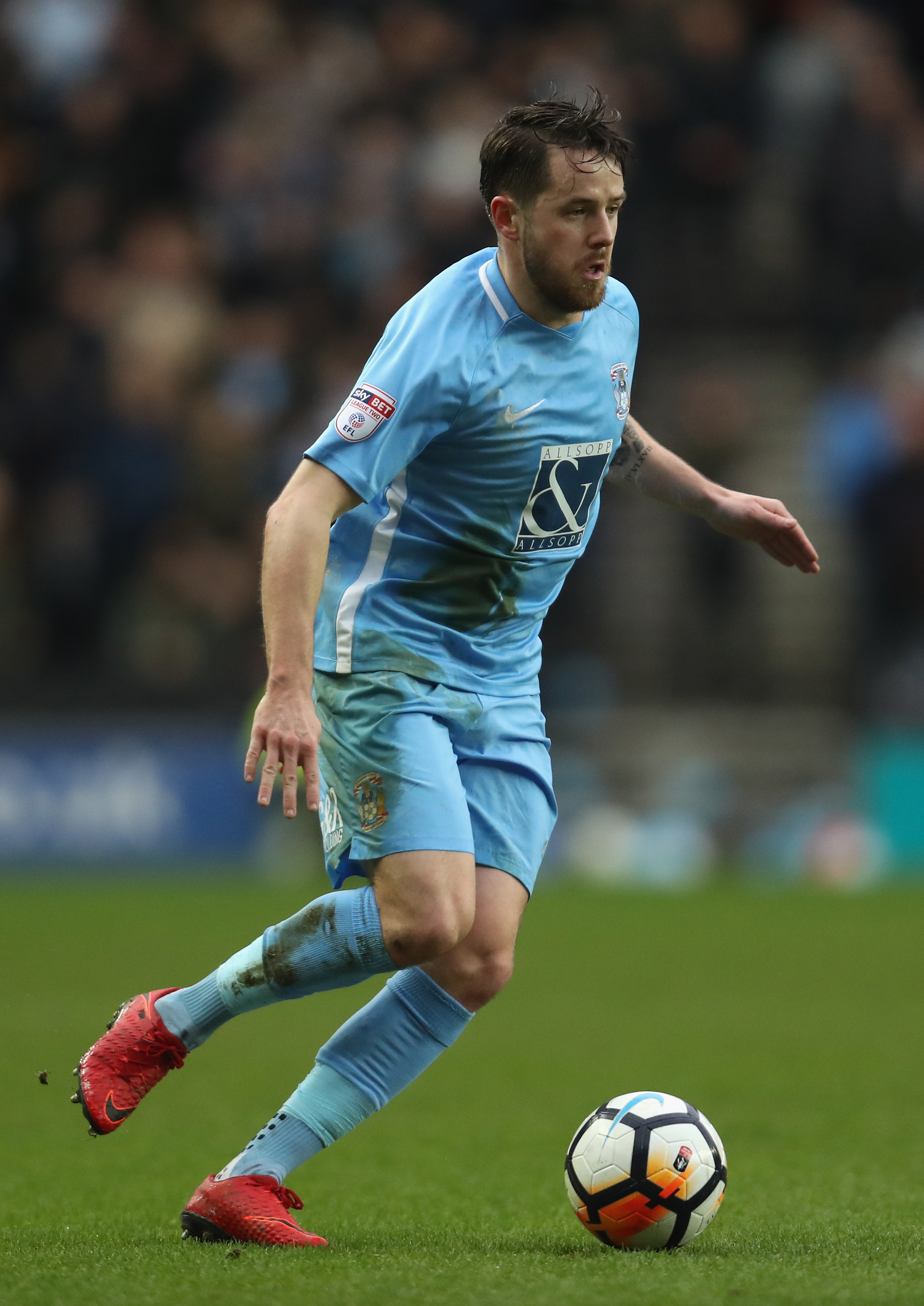 Milton Keynes Dons v Coventry City - The Emirates FA Cup Fourth Round