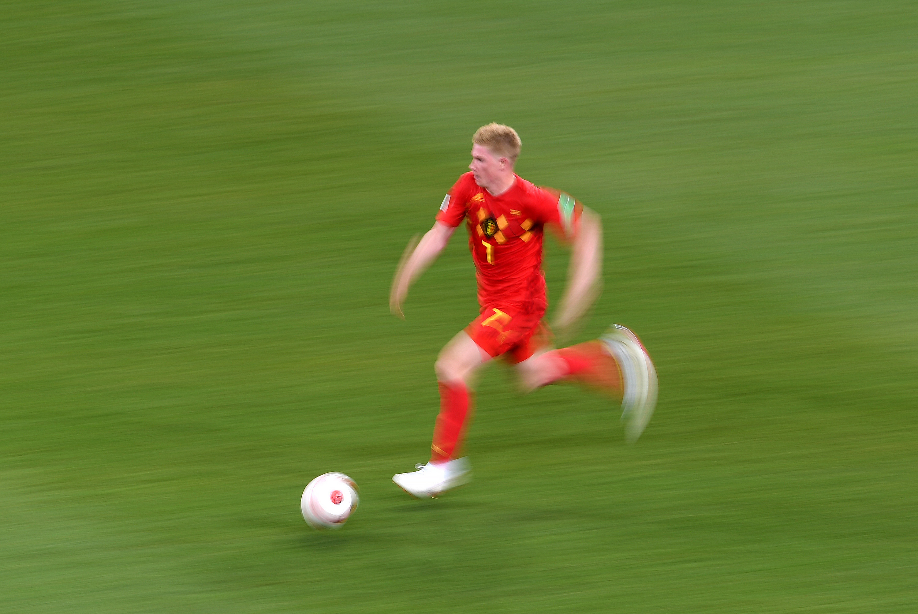 4 quick thoughts on Kevin De Bruyne's brilliant goal to give Belgium a 2-0 lead over Brazil