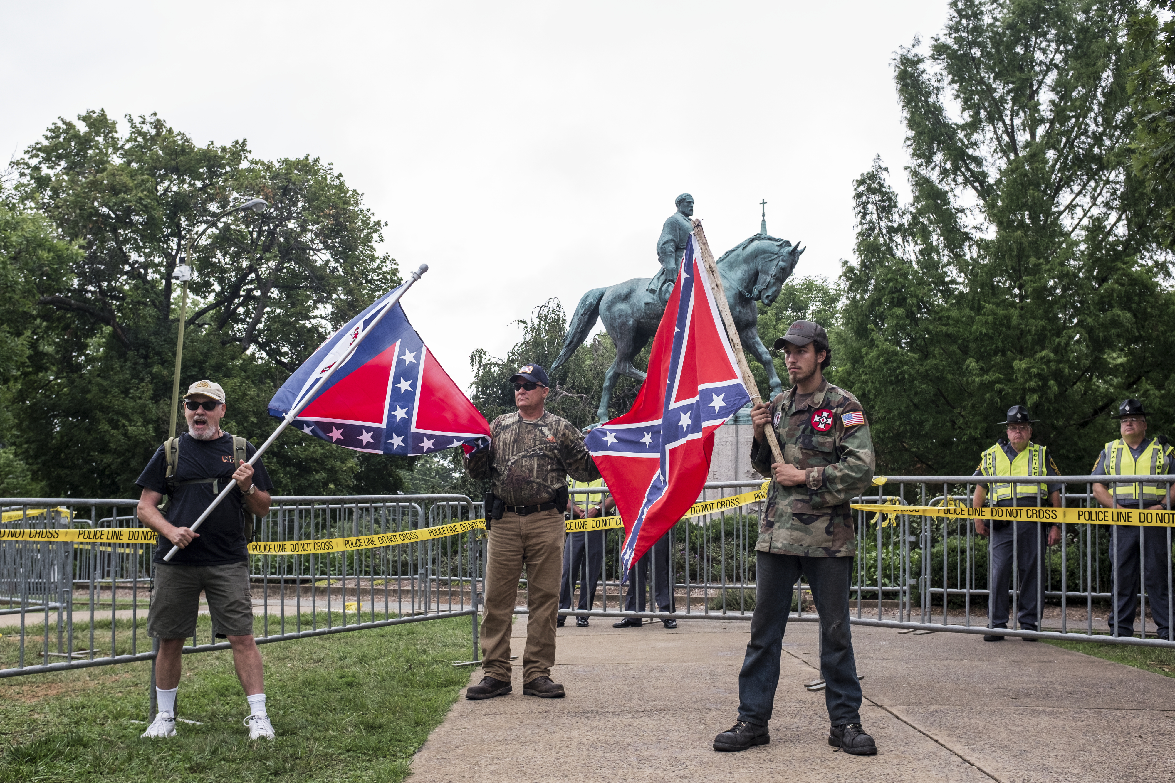 Self-described Nazis and white supremacists are running as Republicans across the country. The GOP is terrified.