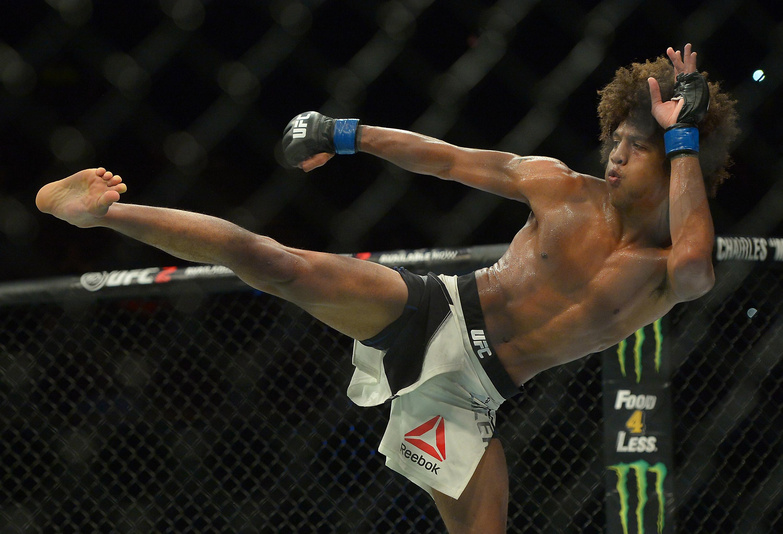 UFC 199: Miller v Caceres