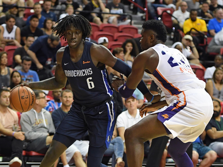 2018 NBA Summer League - Las Vegas - Dallas Mavericks v Phoenix Suns