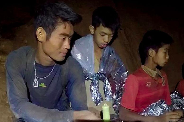 How Buddhist meditation kept the Thai boys calm in the cave