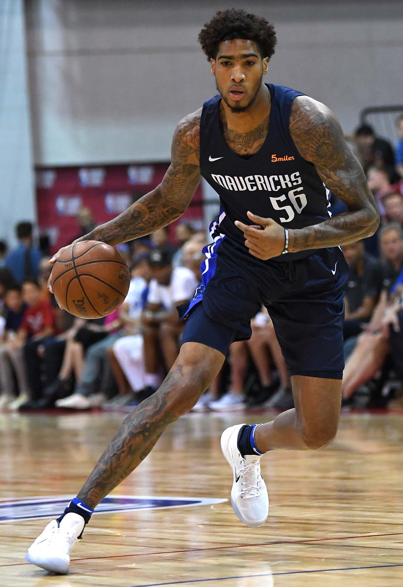 NBA: Summer League-Dallas Mavericks at Milwaukee Bucks