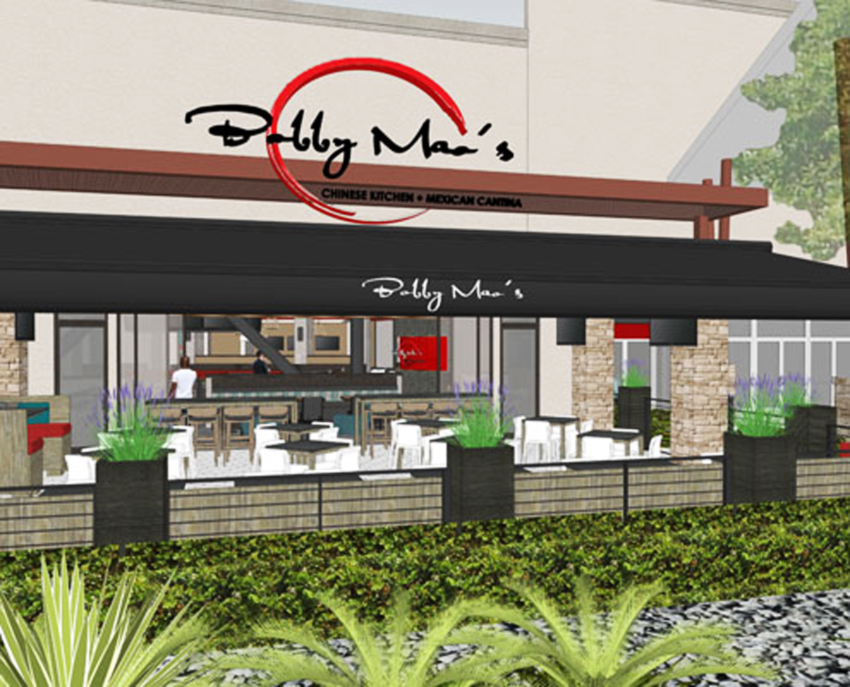 Bobby Mao's Chinese Kitchen & Mexican Cantina rendering