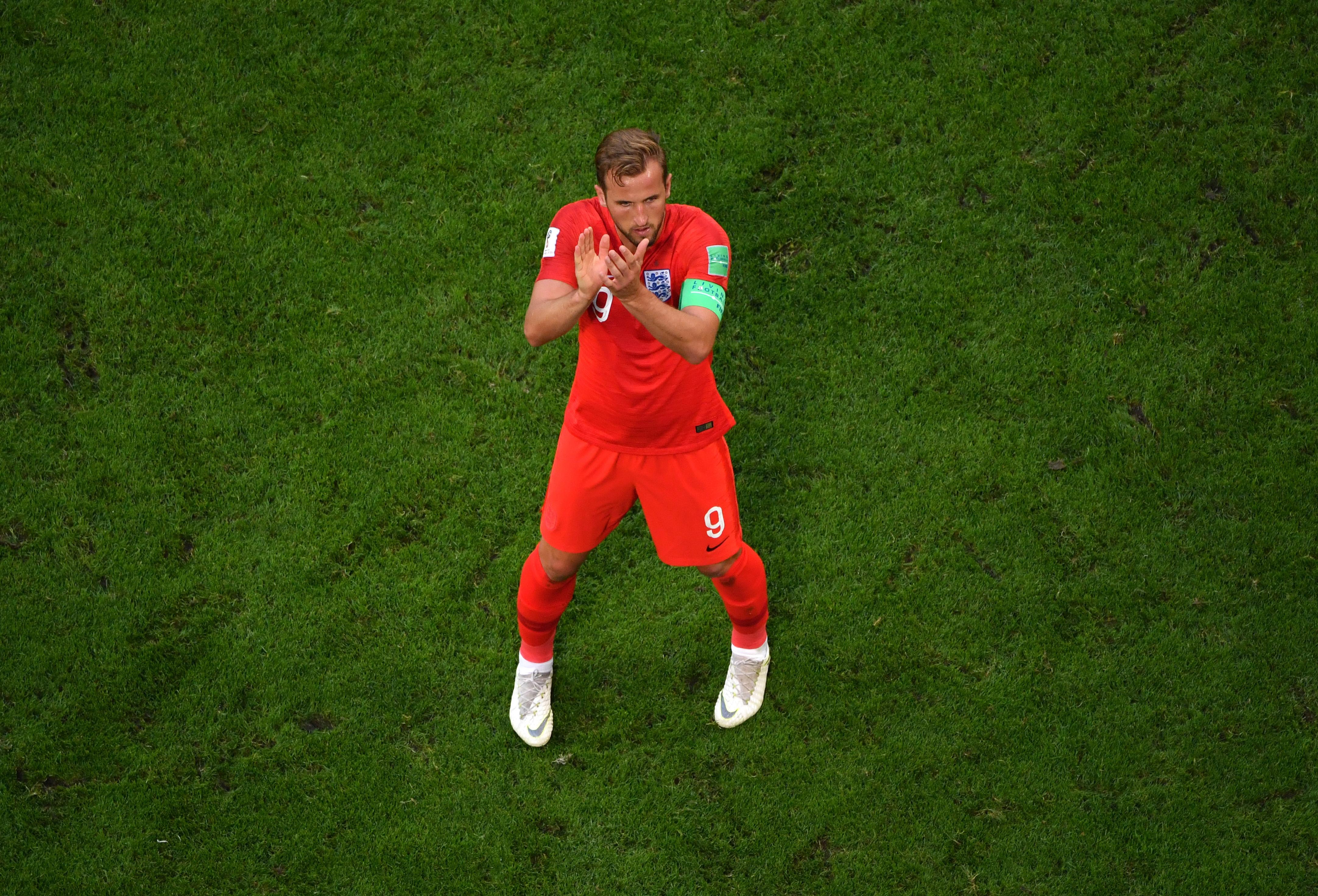 Harry Kane - England - Semifinal - 2018 FIFA World Cup Russia